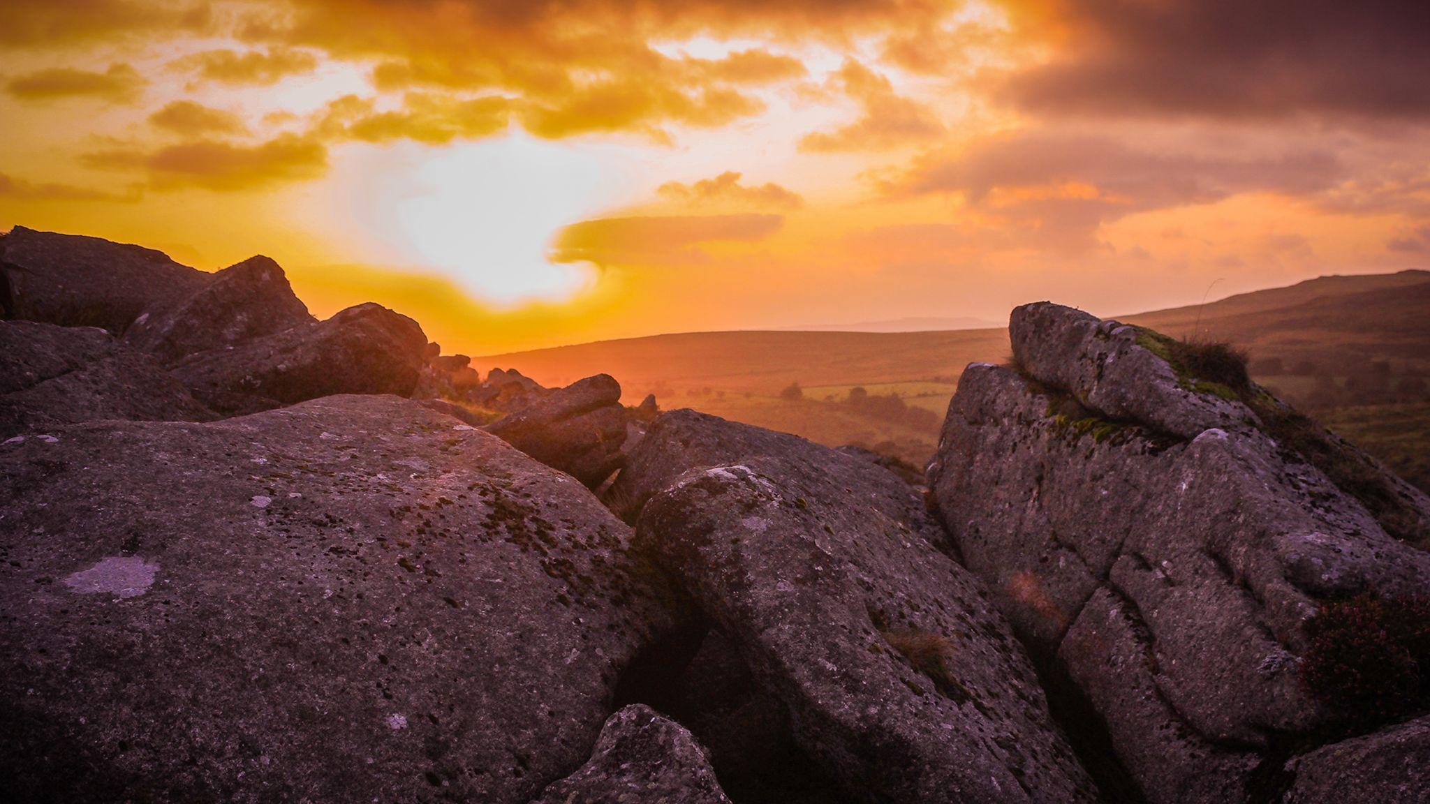 Kingstor Rocks, United Kingdom