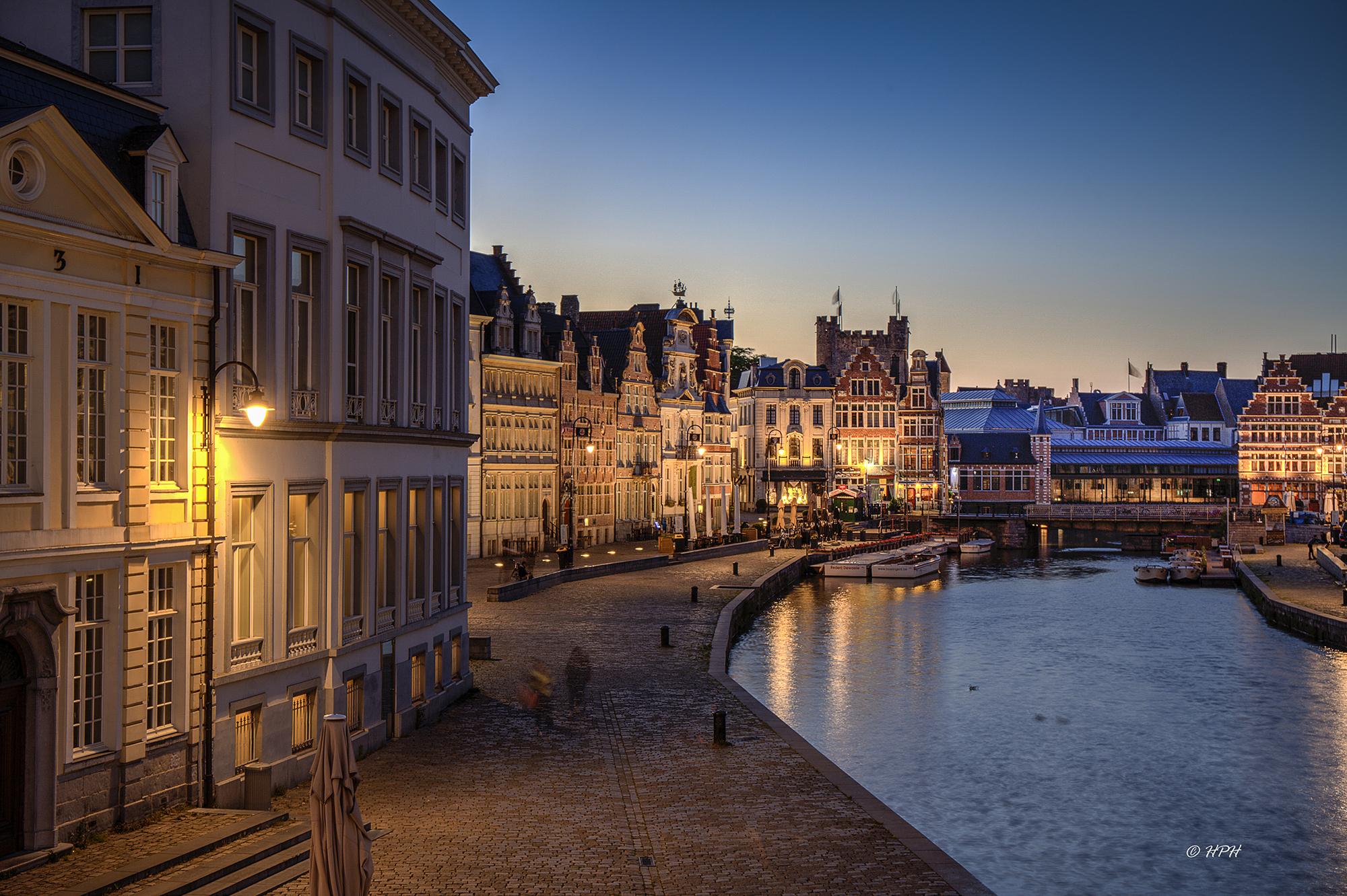Korenlei Gent, Belgium