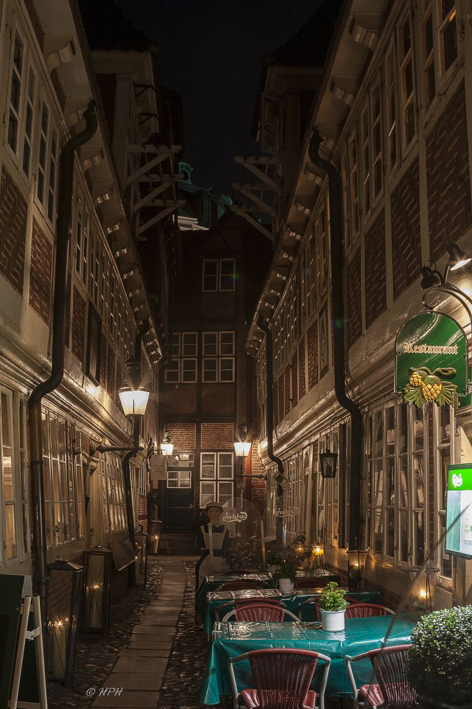 Krameramtsstuben, Hamburg, Germany