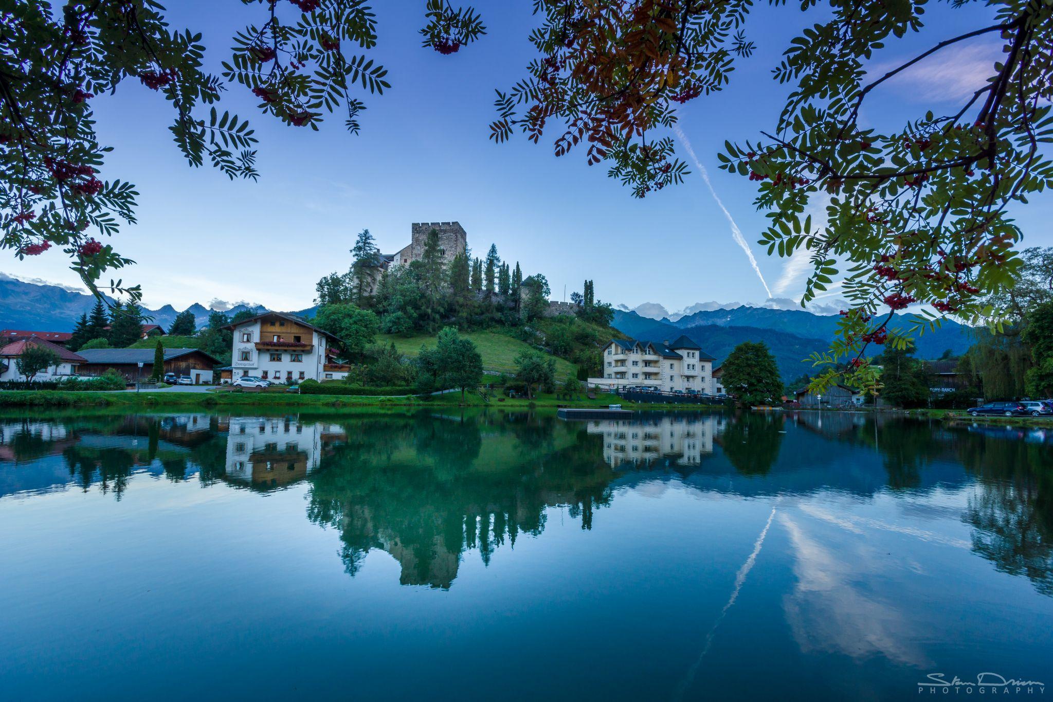 Laudeck castle, Austria