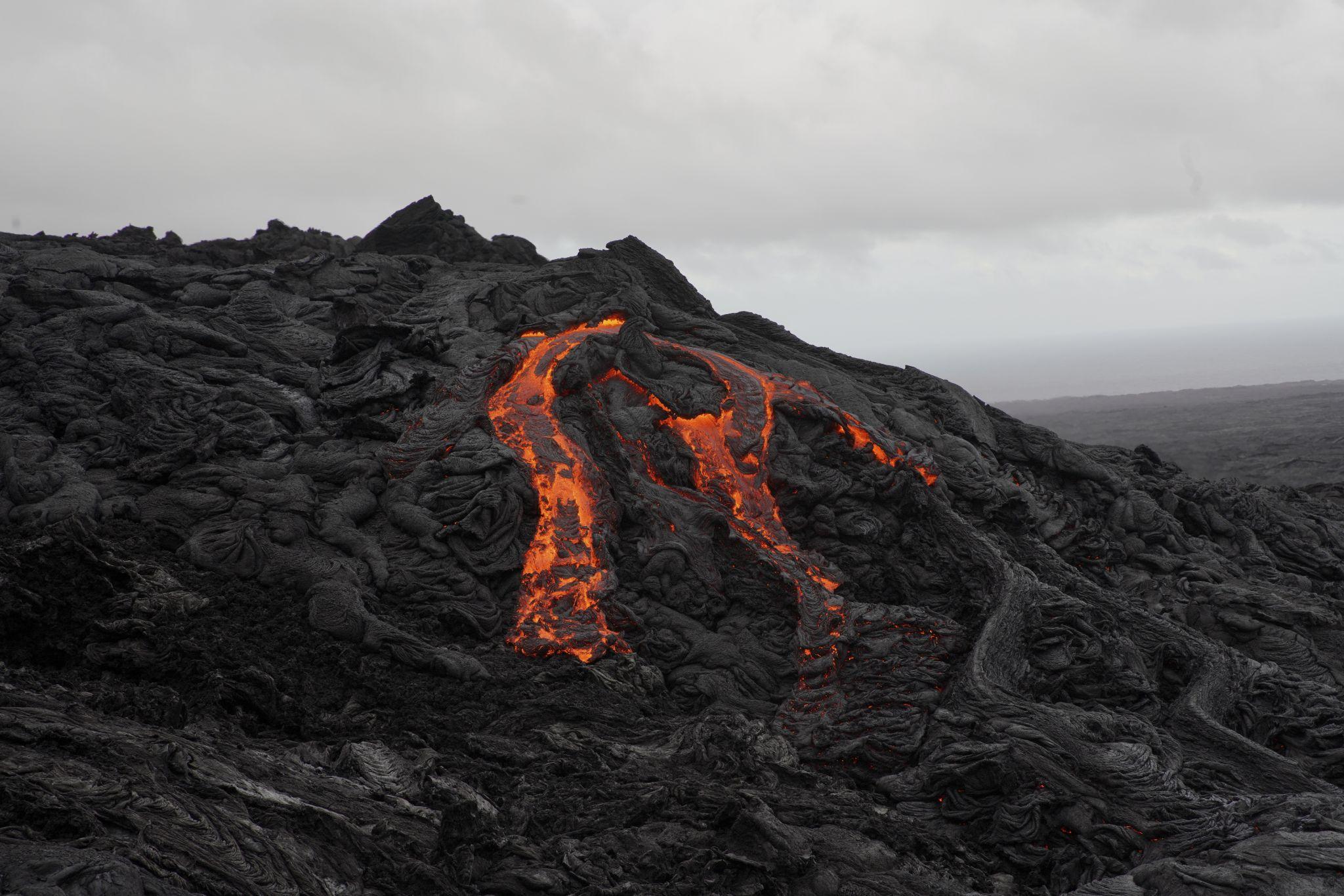 Lava Flow, USA