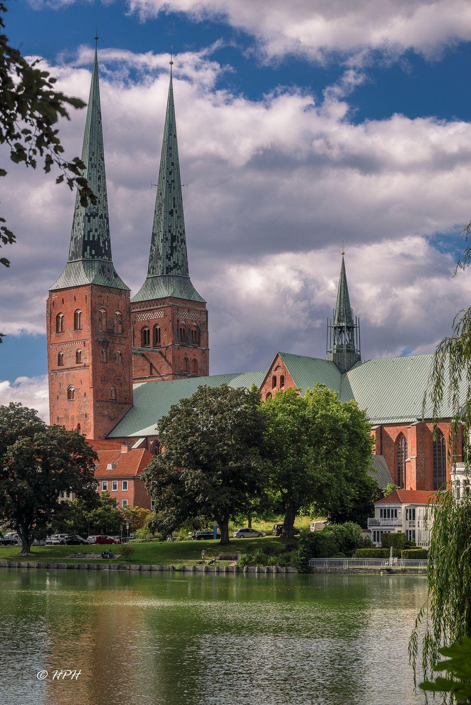 Mühlenteich Lübeck, Germany