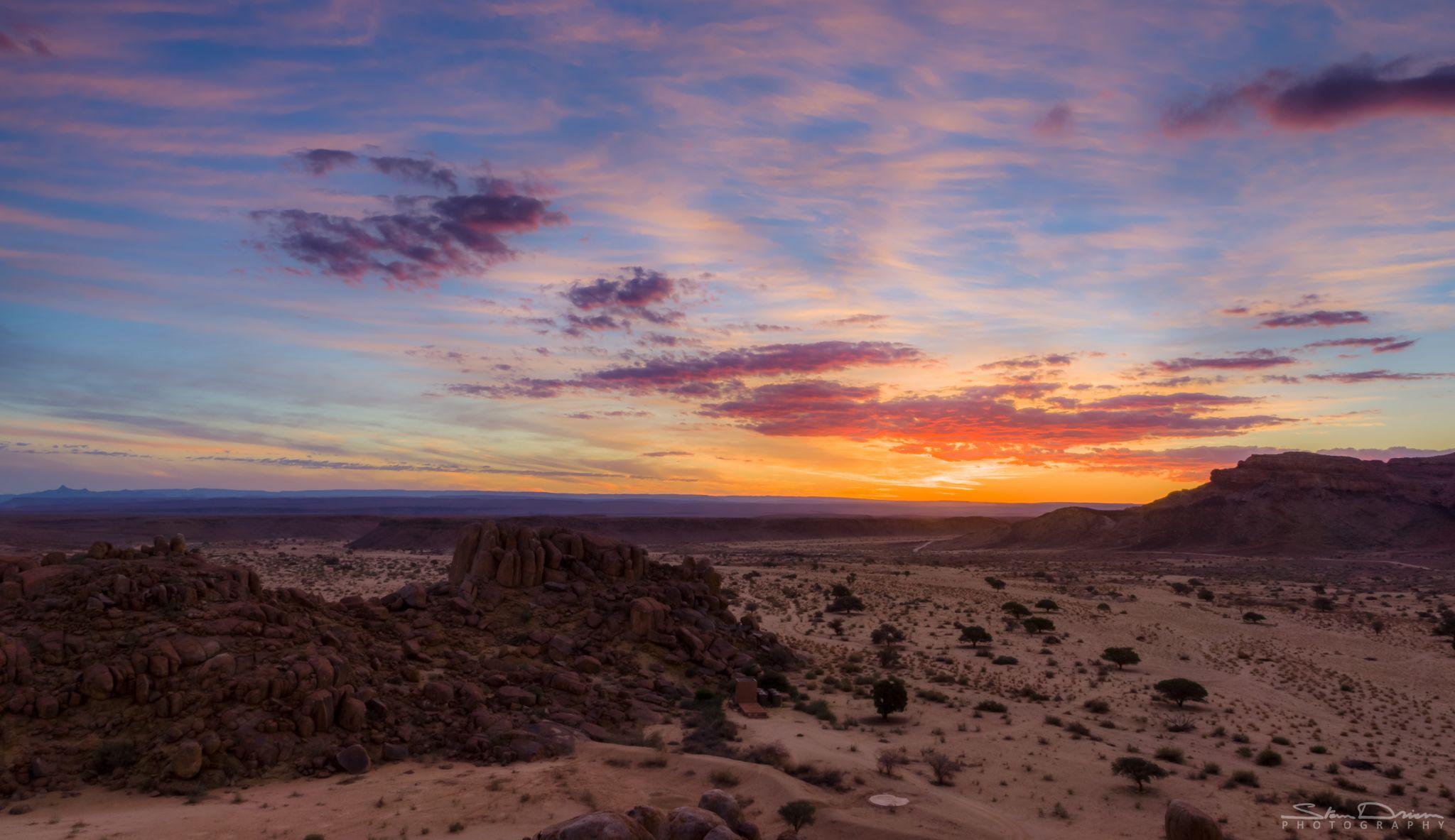 Namib Sunset, Namibia