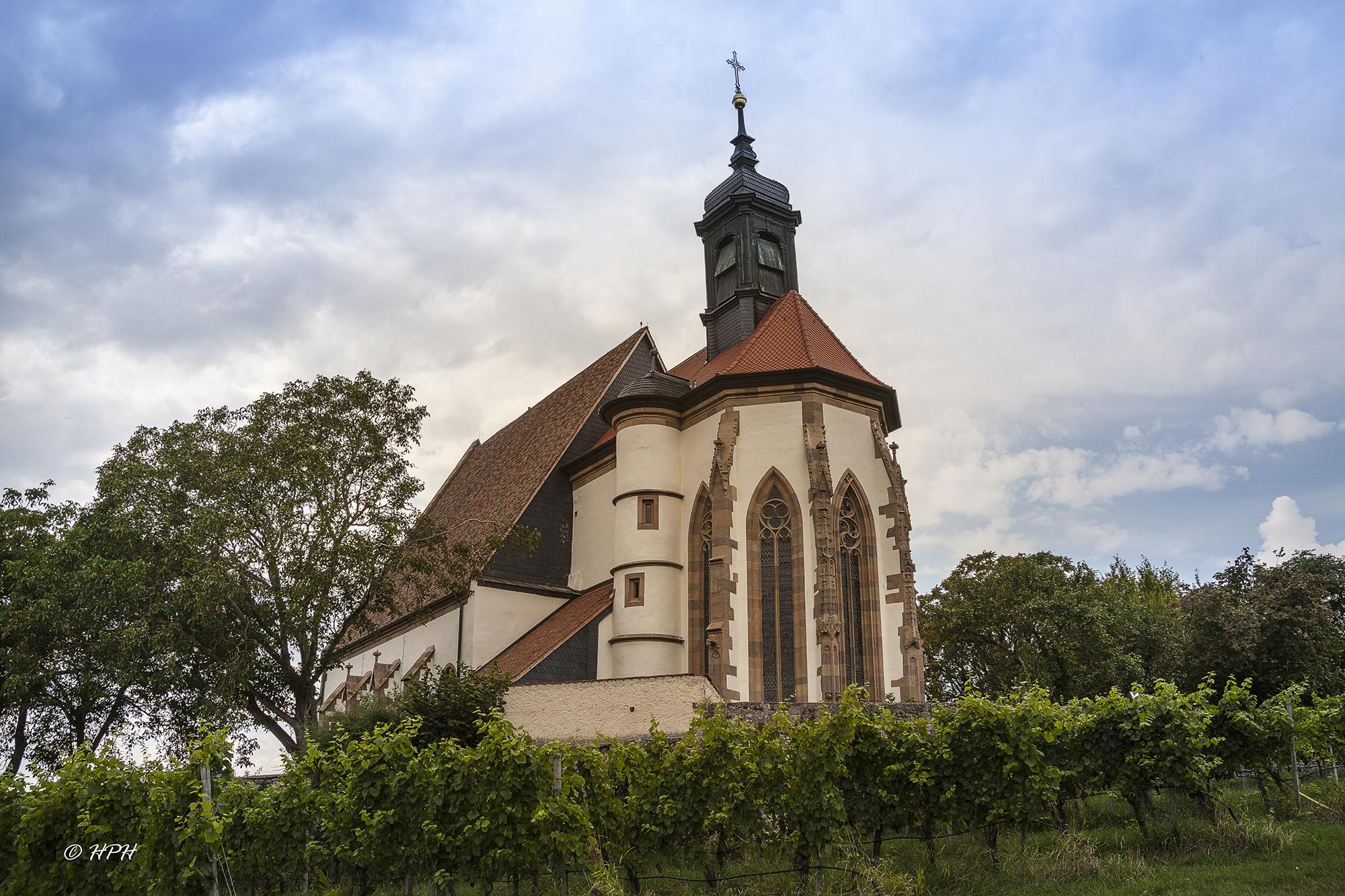 Pilgrimage church Maria im Weingarten, Germany
