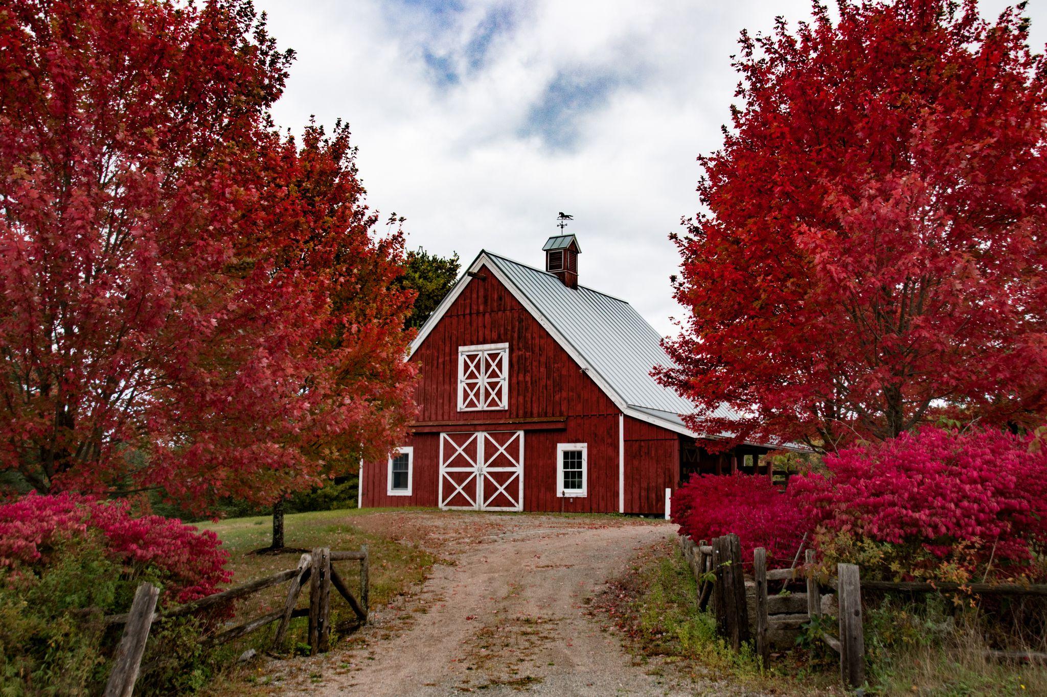 Red Barn, USA