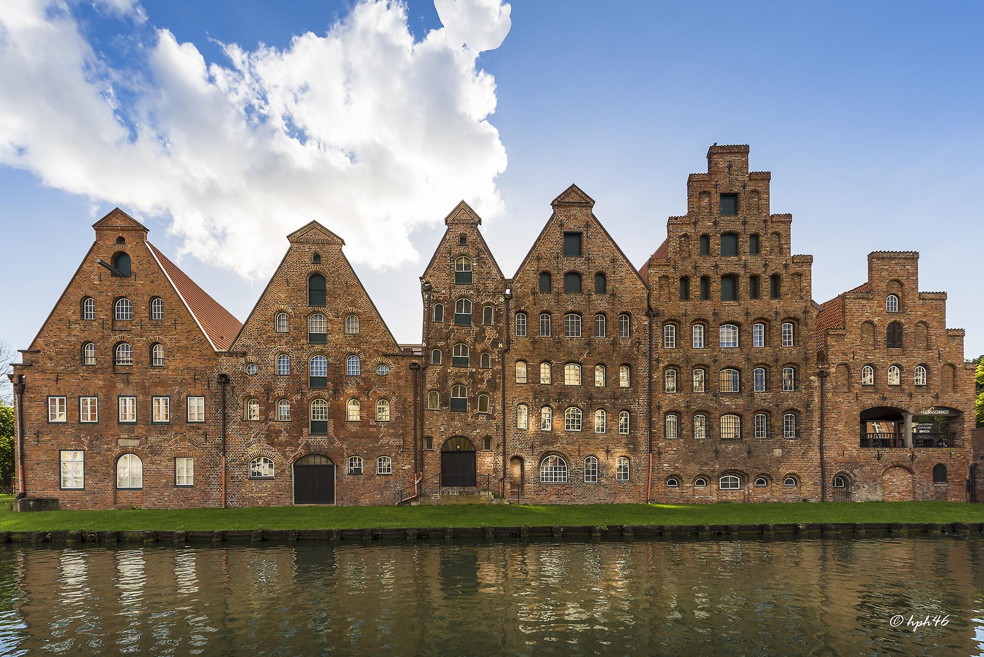 Salzspeicher Lübeck, Germany