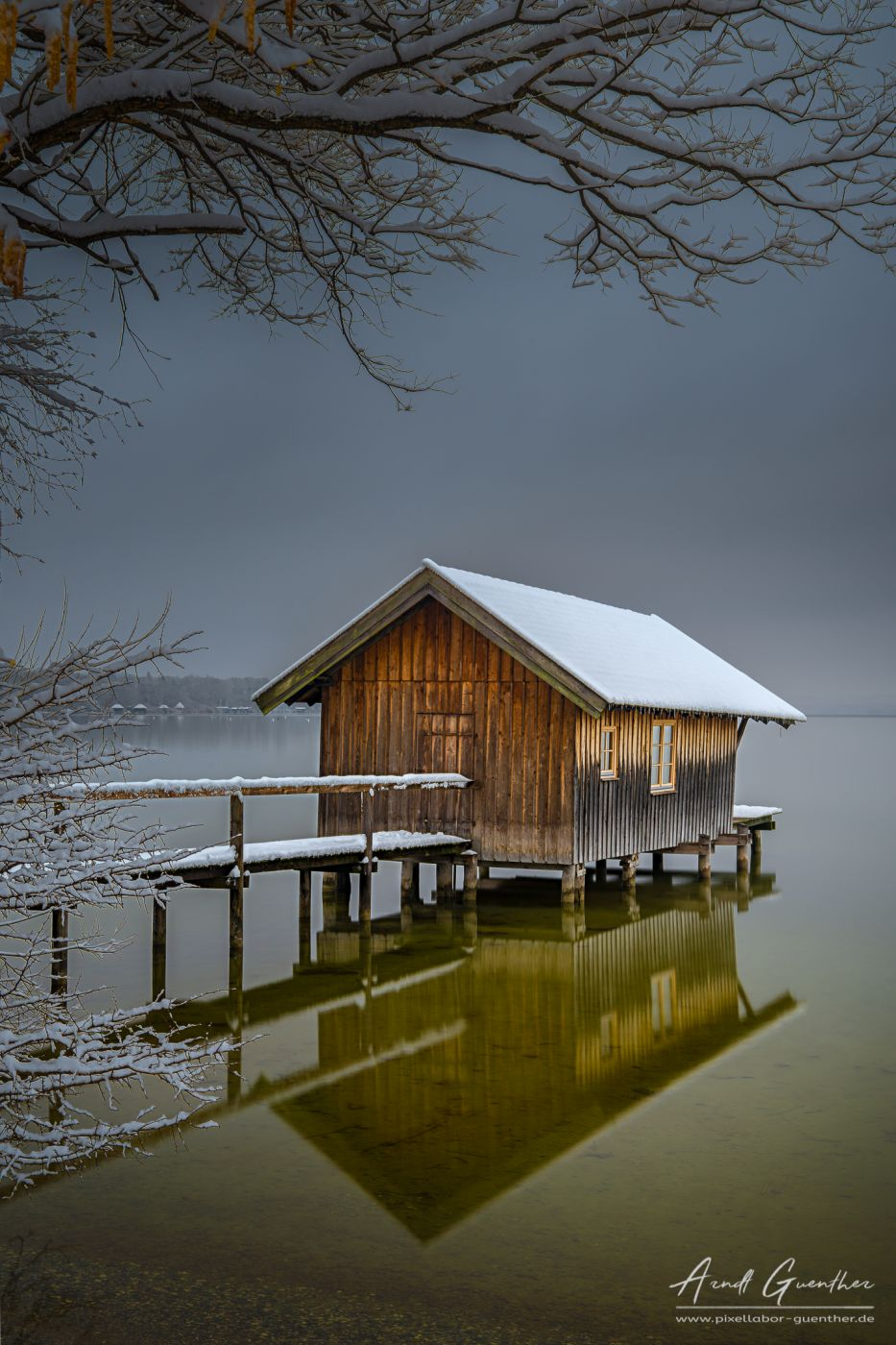 Old fisherman's house, Germany
