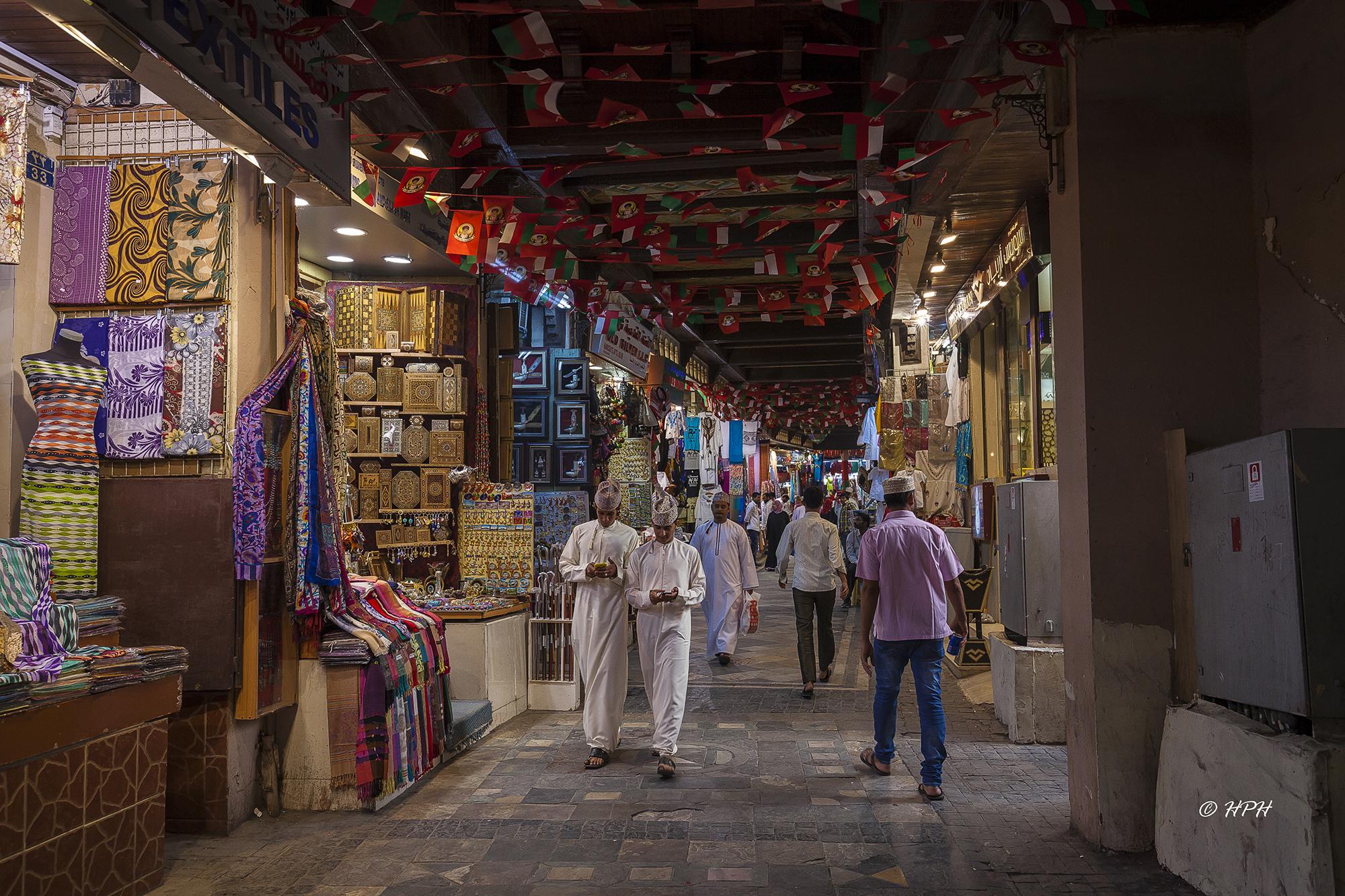 Souq Muscat, Oman