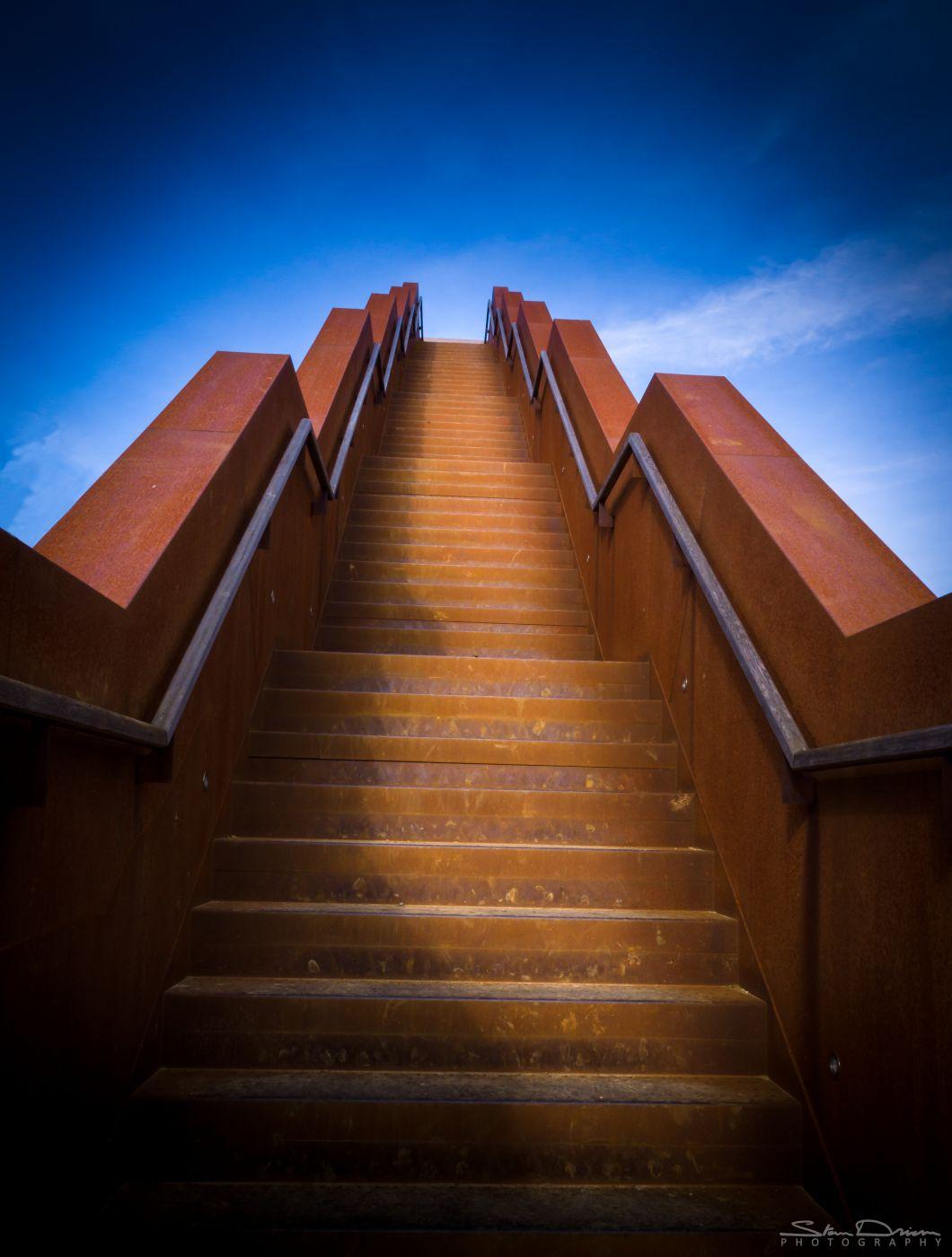 Stair to ..., Belgium