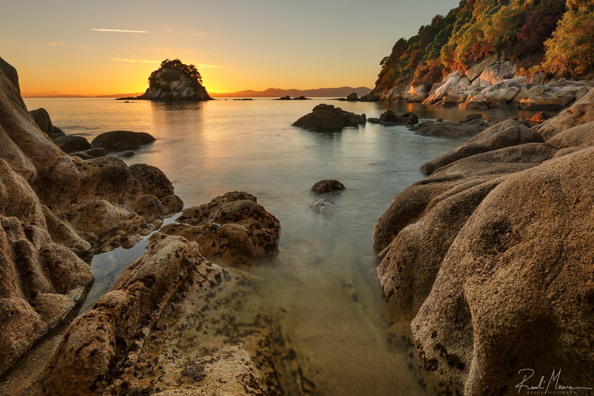 Torlesse Rock, New Zealand