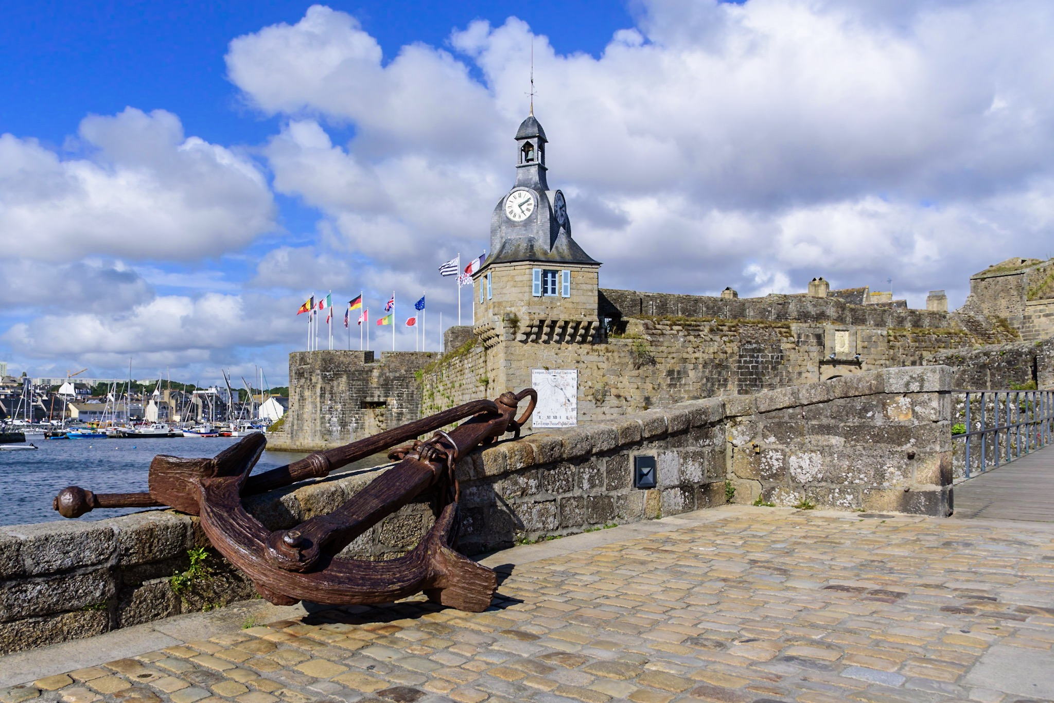 Ville Close, Concarneau, France