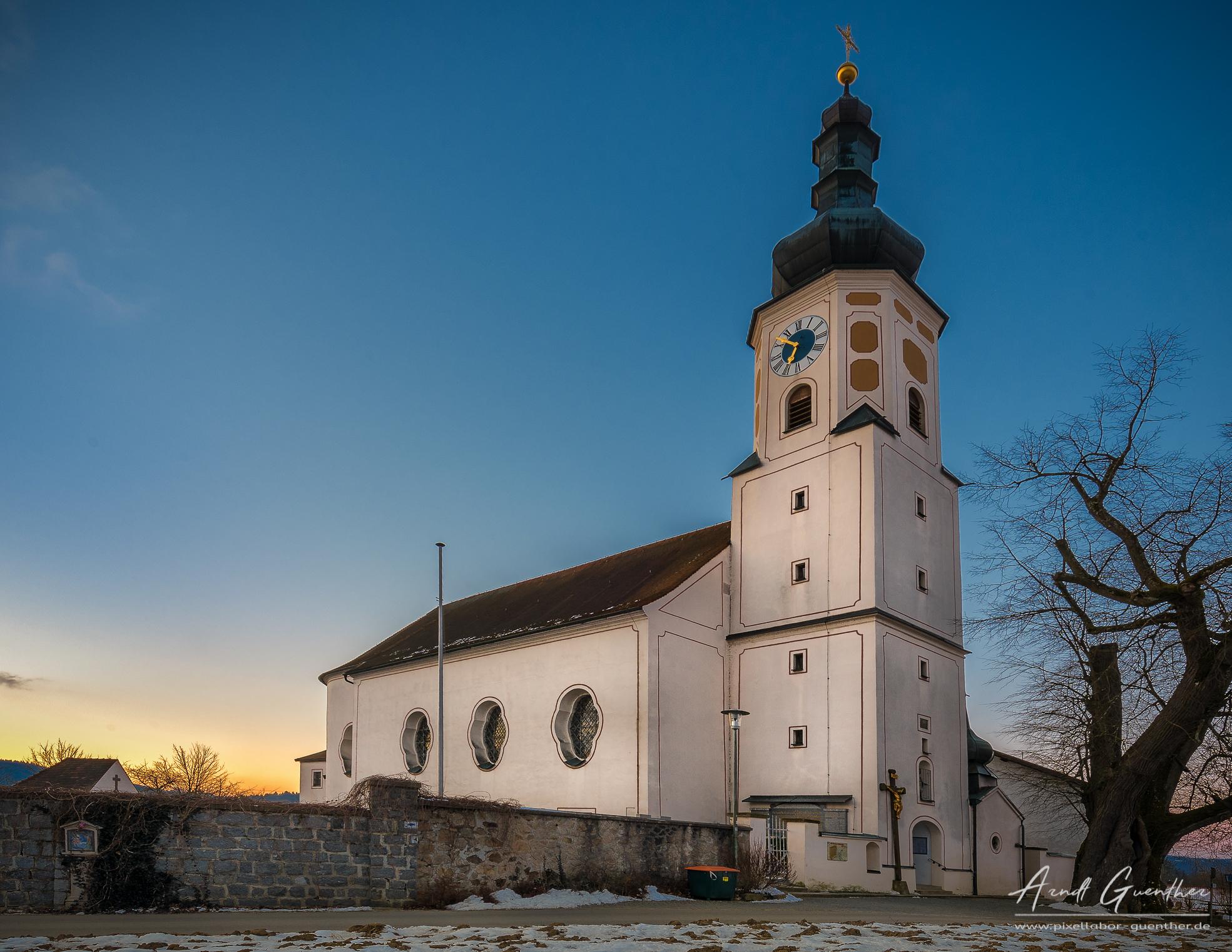 Wallfahrtskirche Mariä Himmelfahrt, Germany