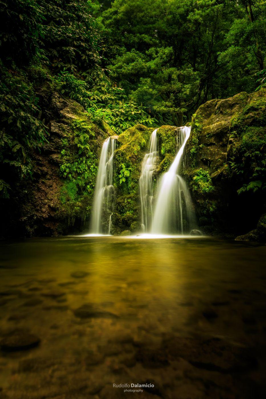 Water Falls, Portugal