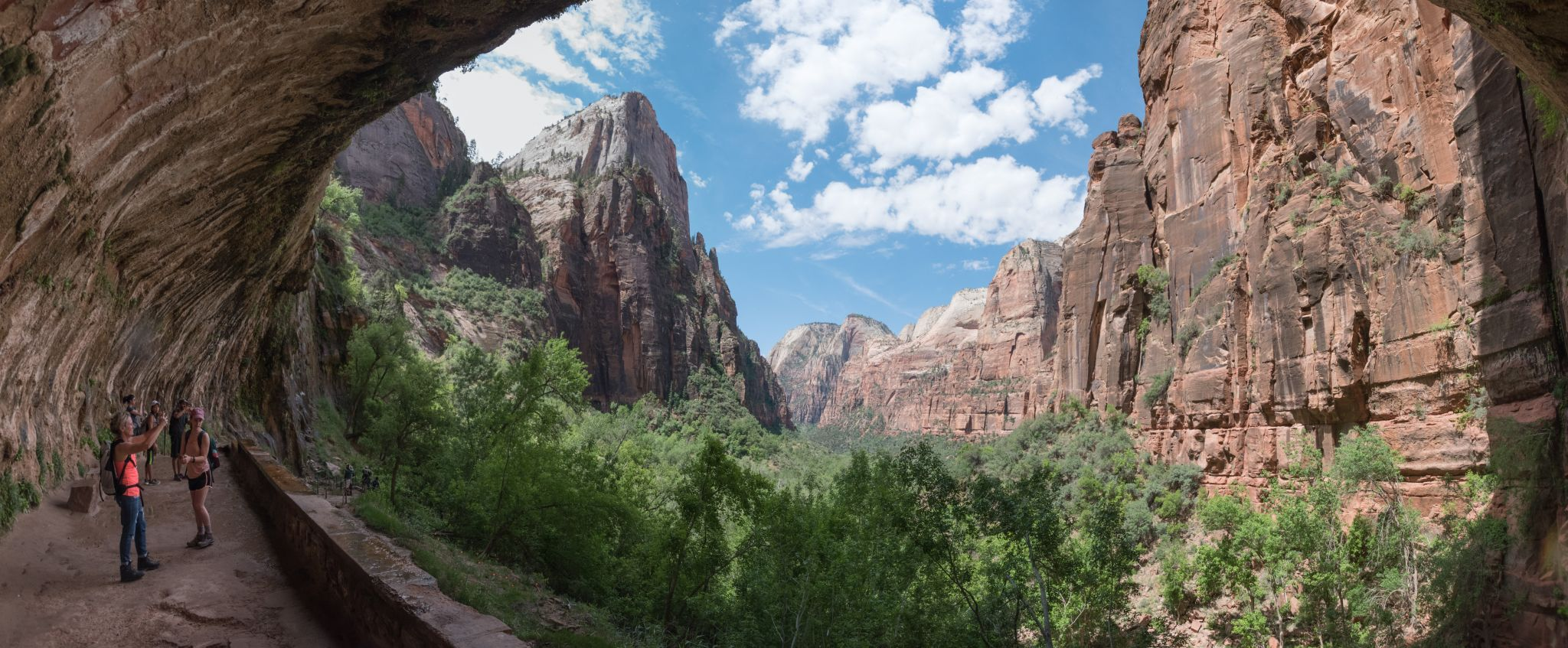 Zion Weeping Rock, USA