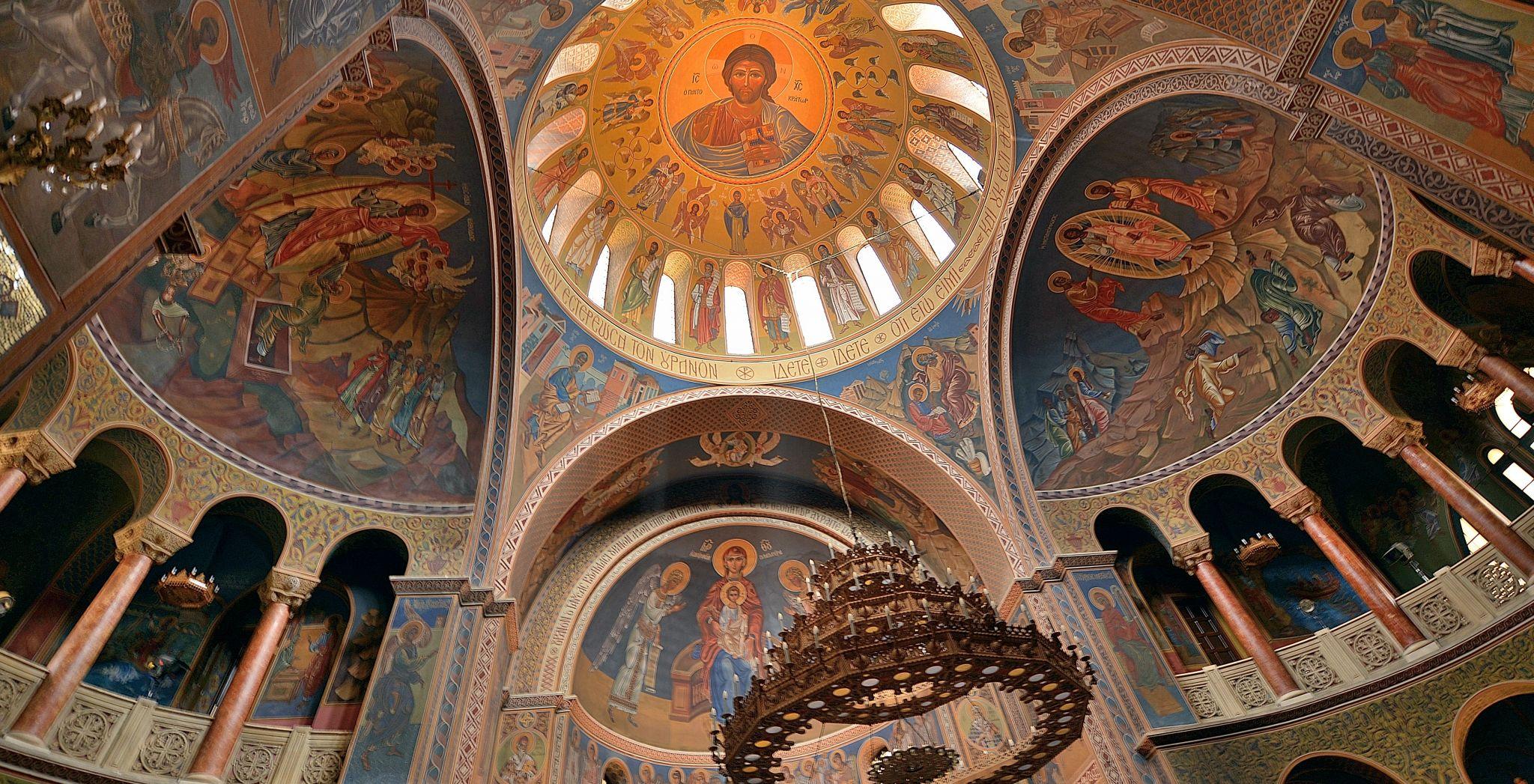 Agios Dionisius Areopagus Church, Athens, Greece