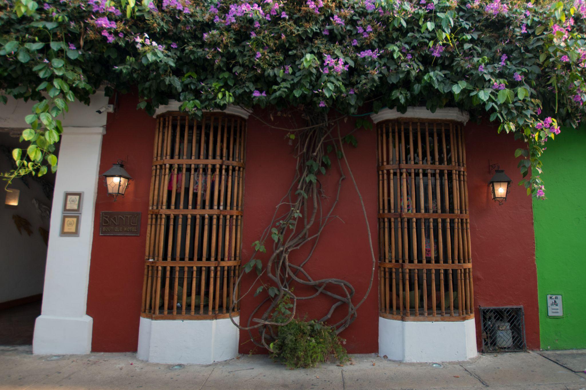 Bantu Hotel, Colombia