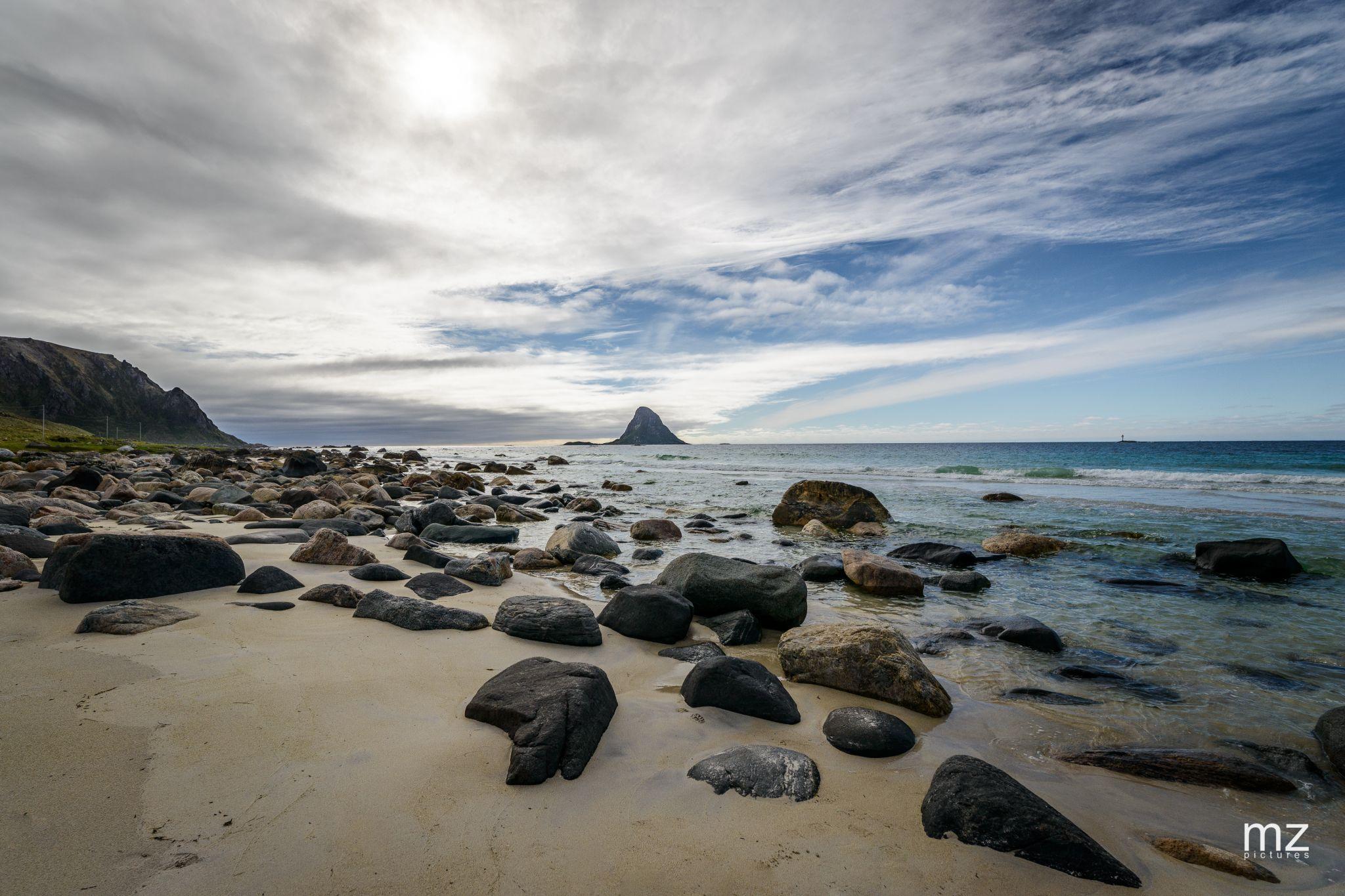 Bleik Beach, Norway
