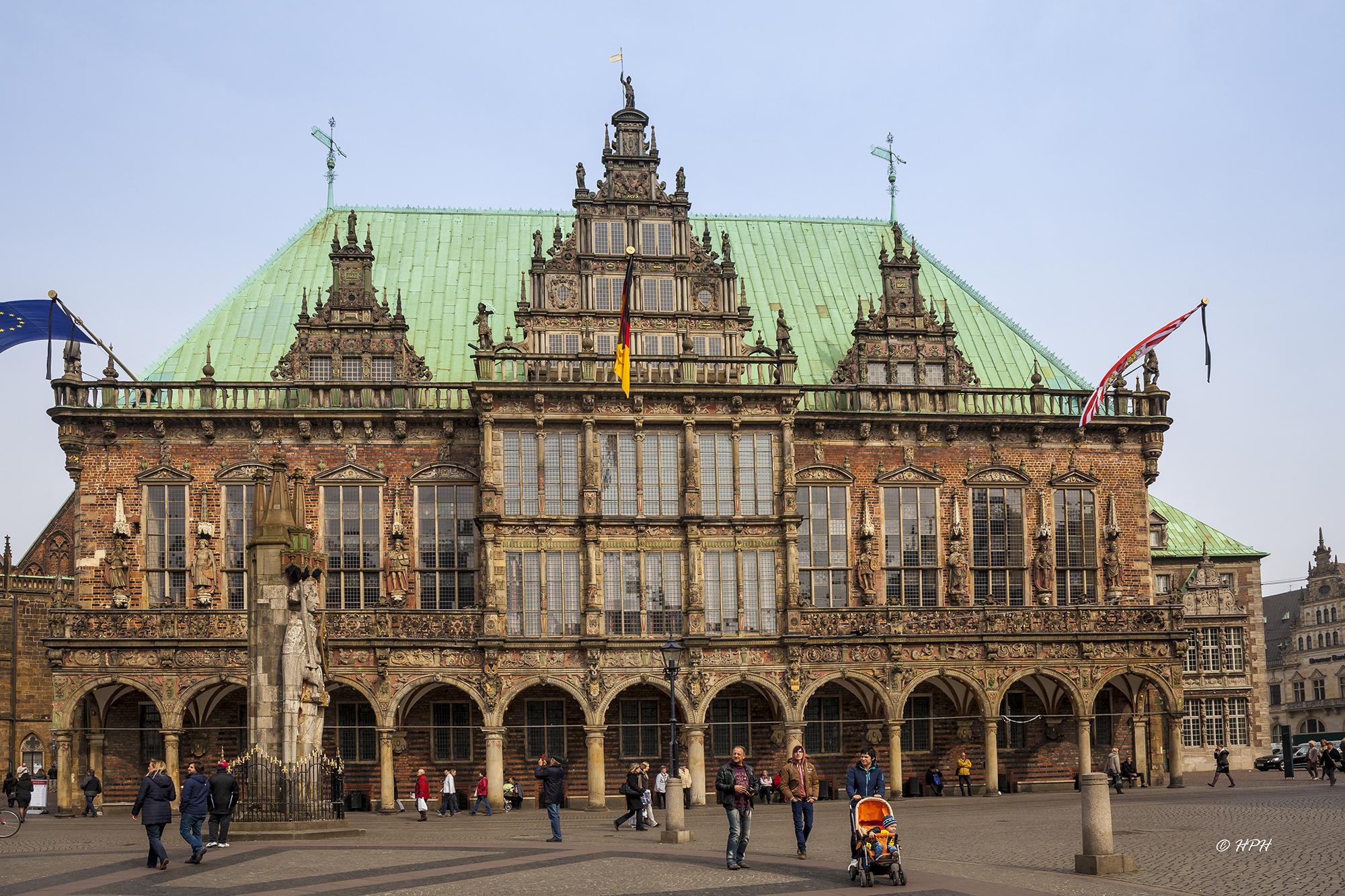 Bremen City Hall, Germany