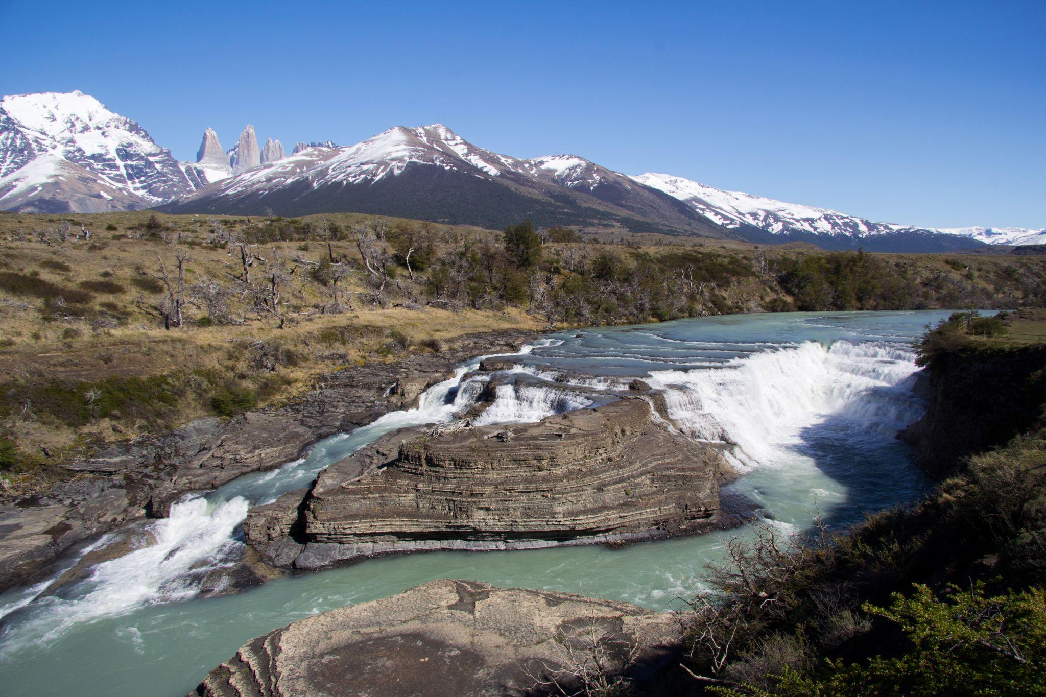 Cascada del Paine, Chile