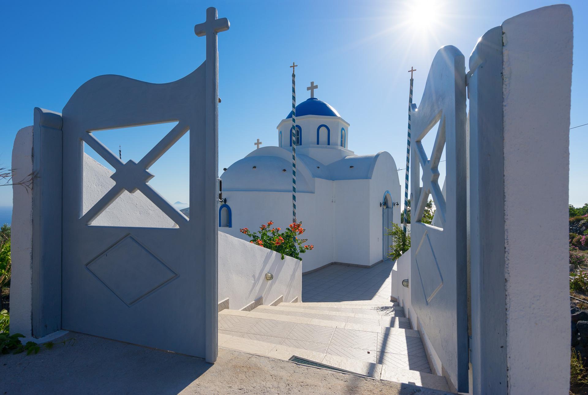 Εκκλησία Αγίου Ραφαήλ, Greece