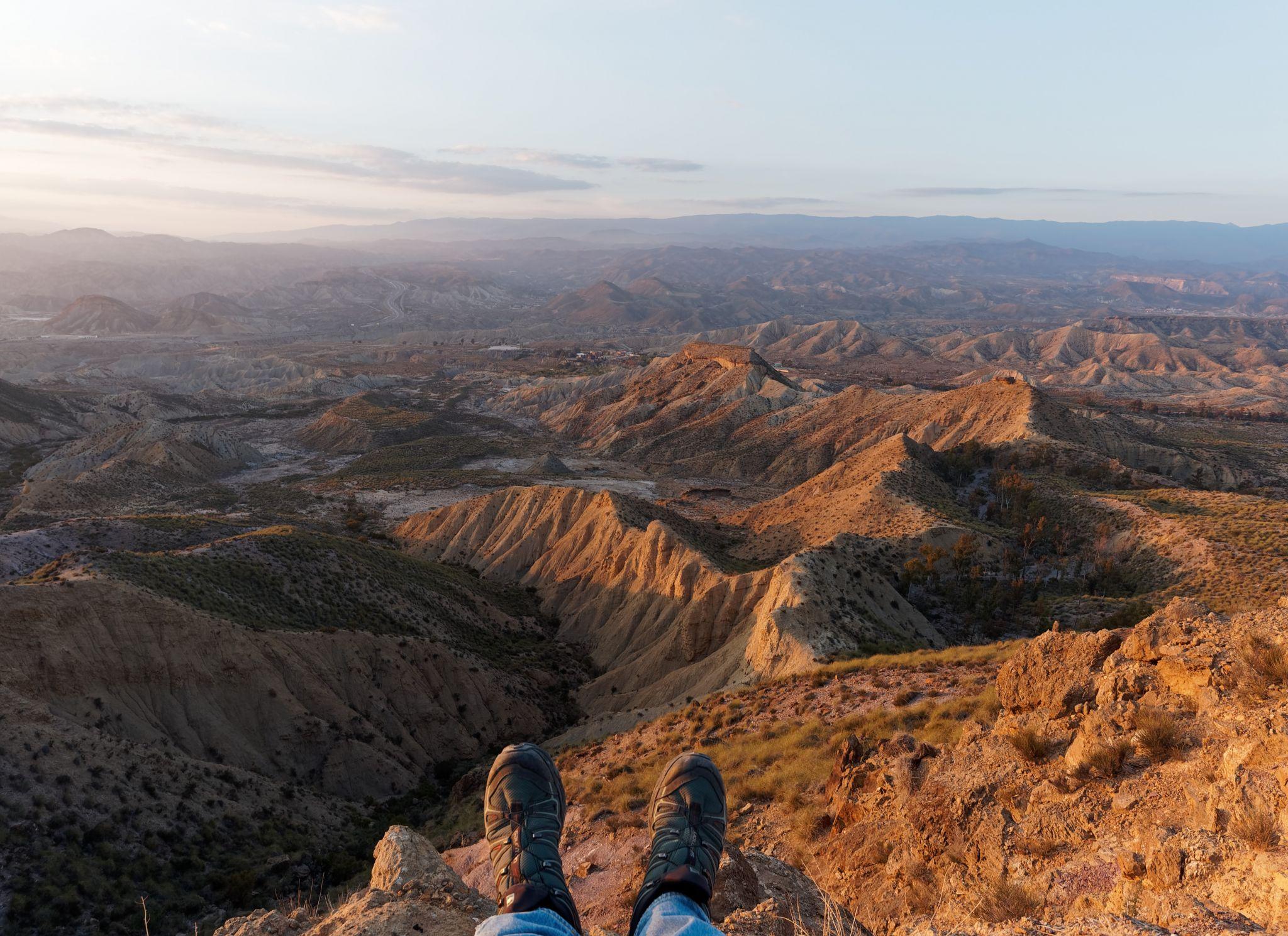 Desierto de Tabernas, Spain