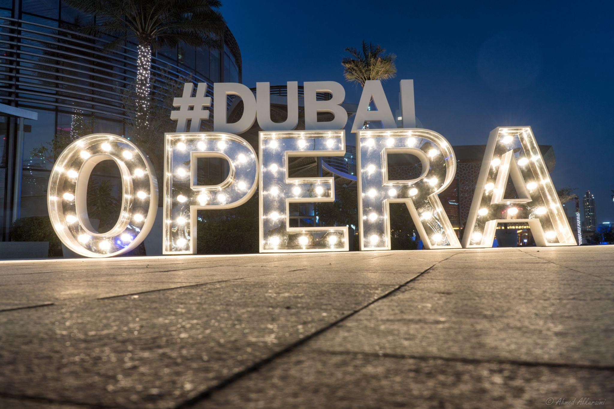 Dubai Opera, United Arab Emirates