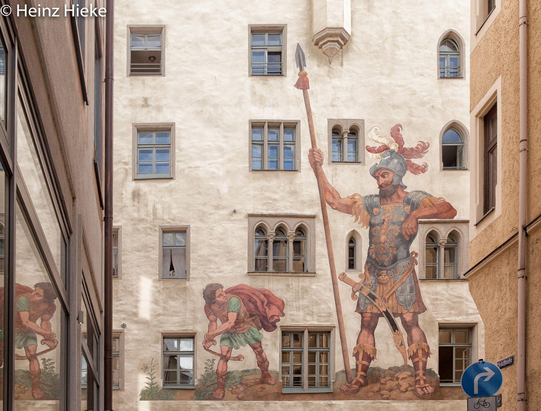 Goliathhaus, Germany