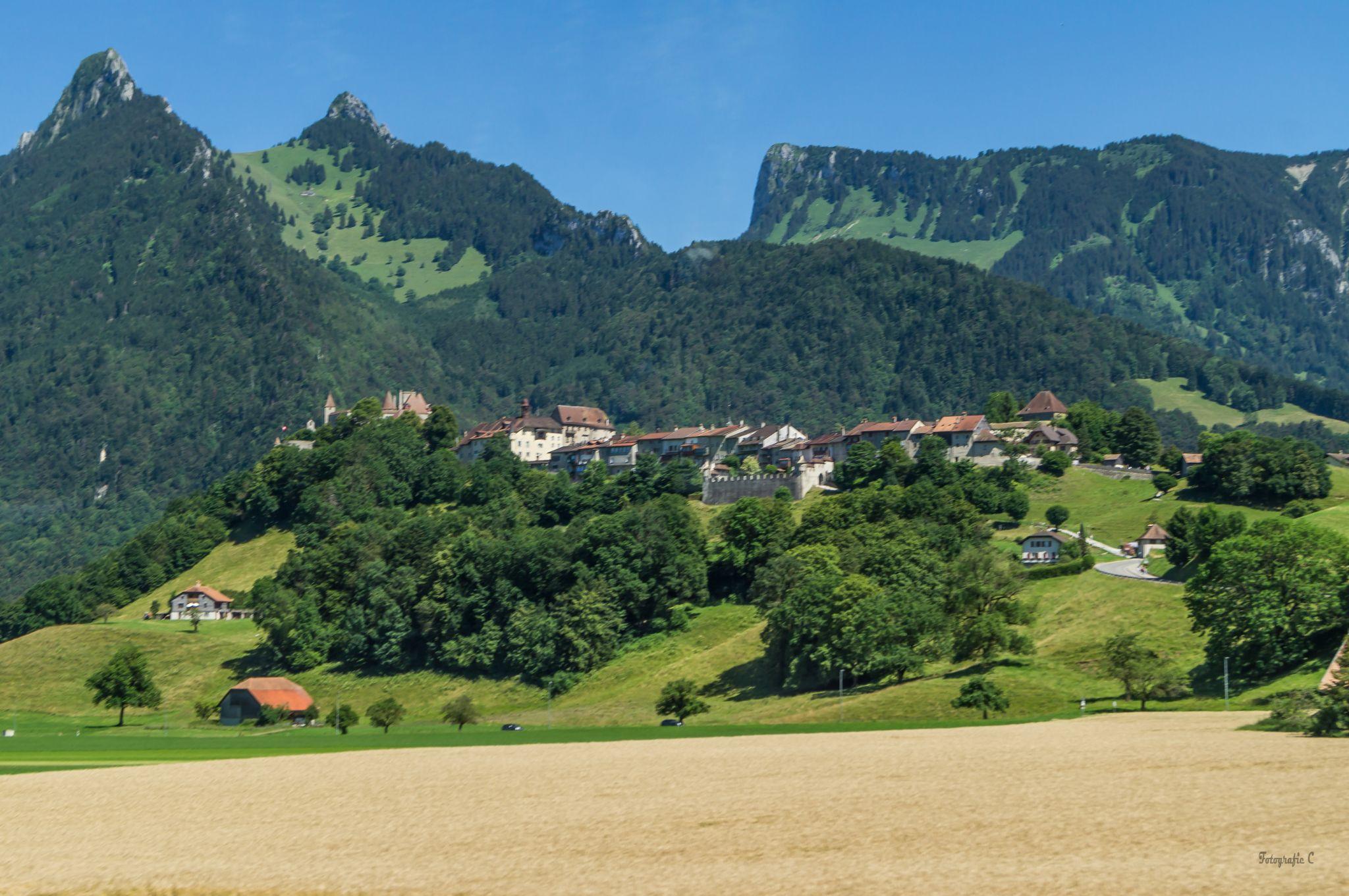 Gruyères, Switzerland, Switzerland