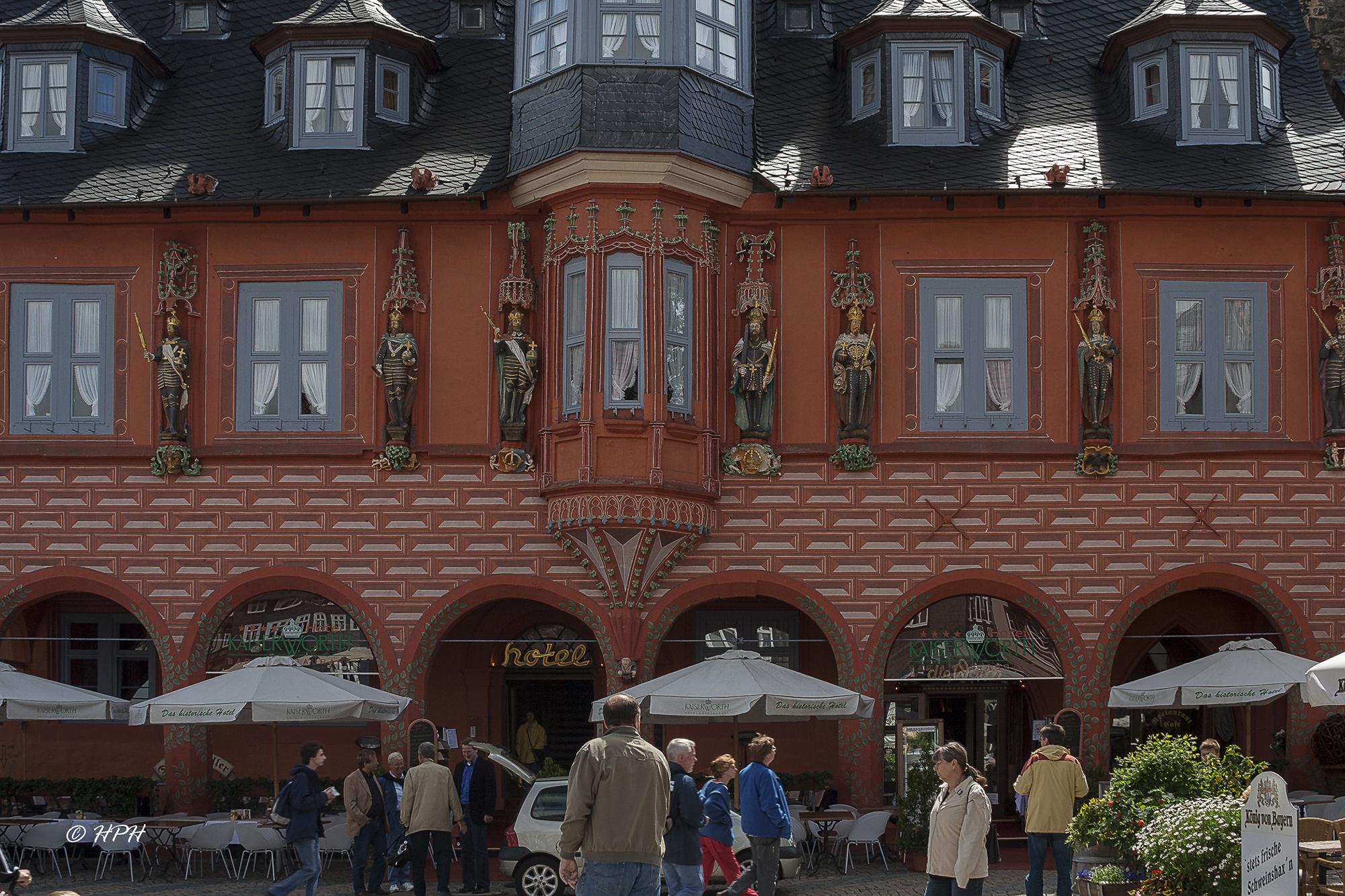 Kaiserworth Goslar, Germany