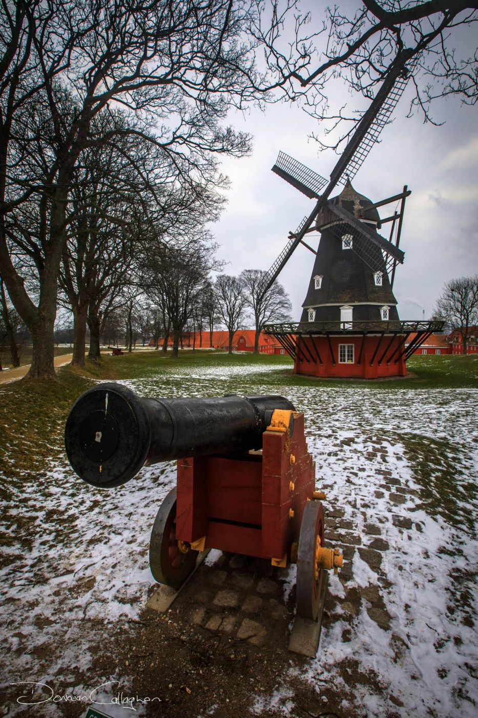 Kastellet fort, Denmark