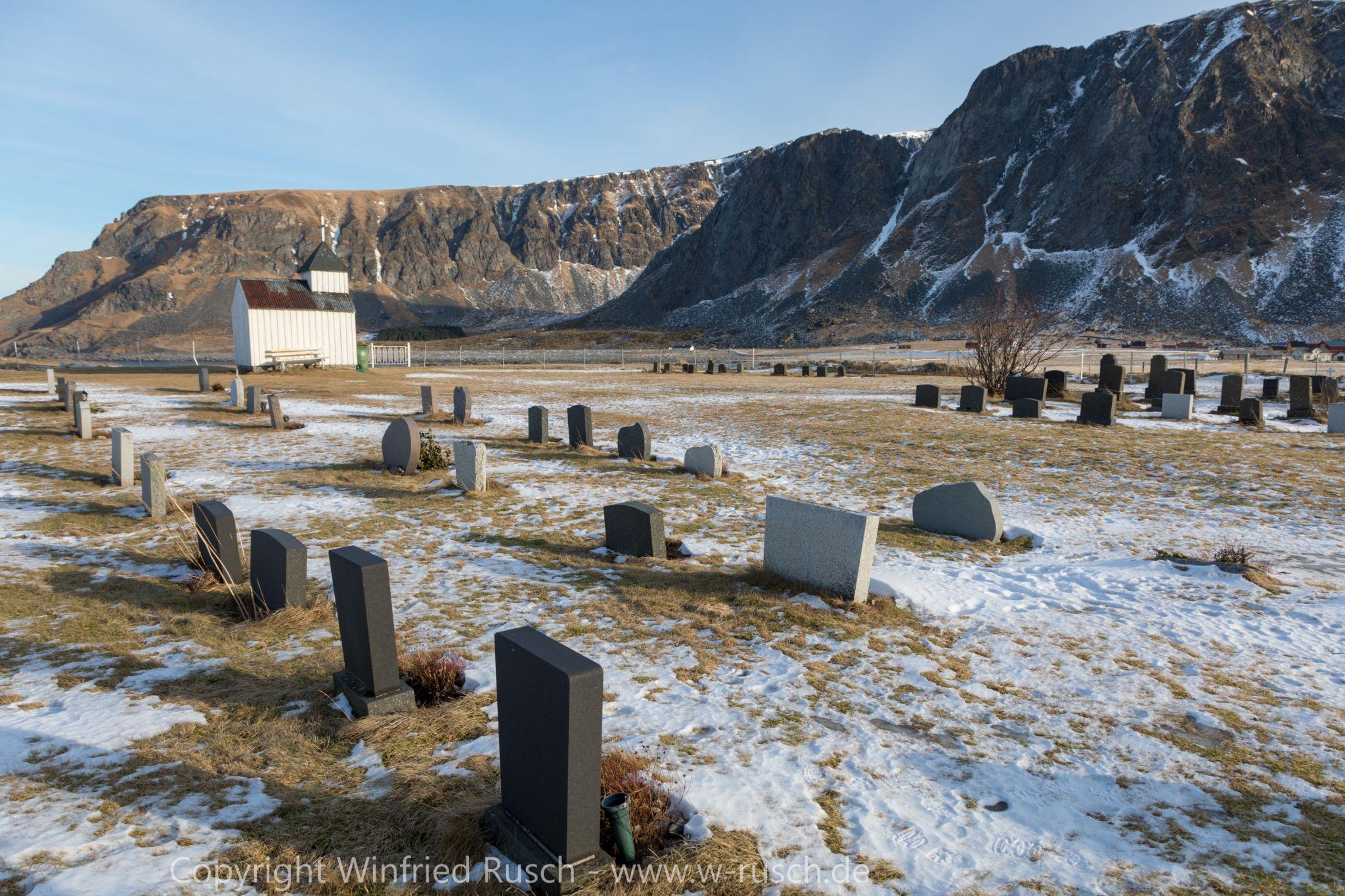 Kleiner Friedhof, Norway
