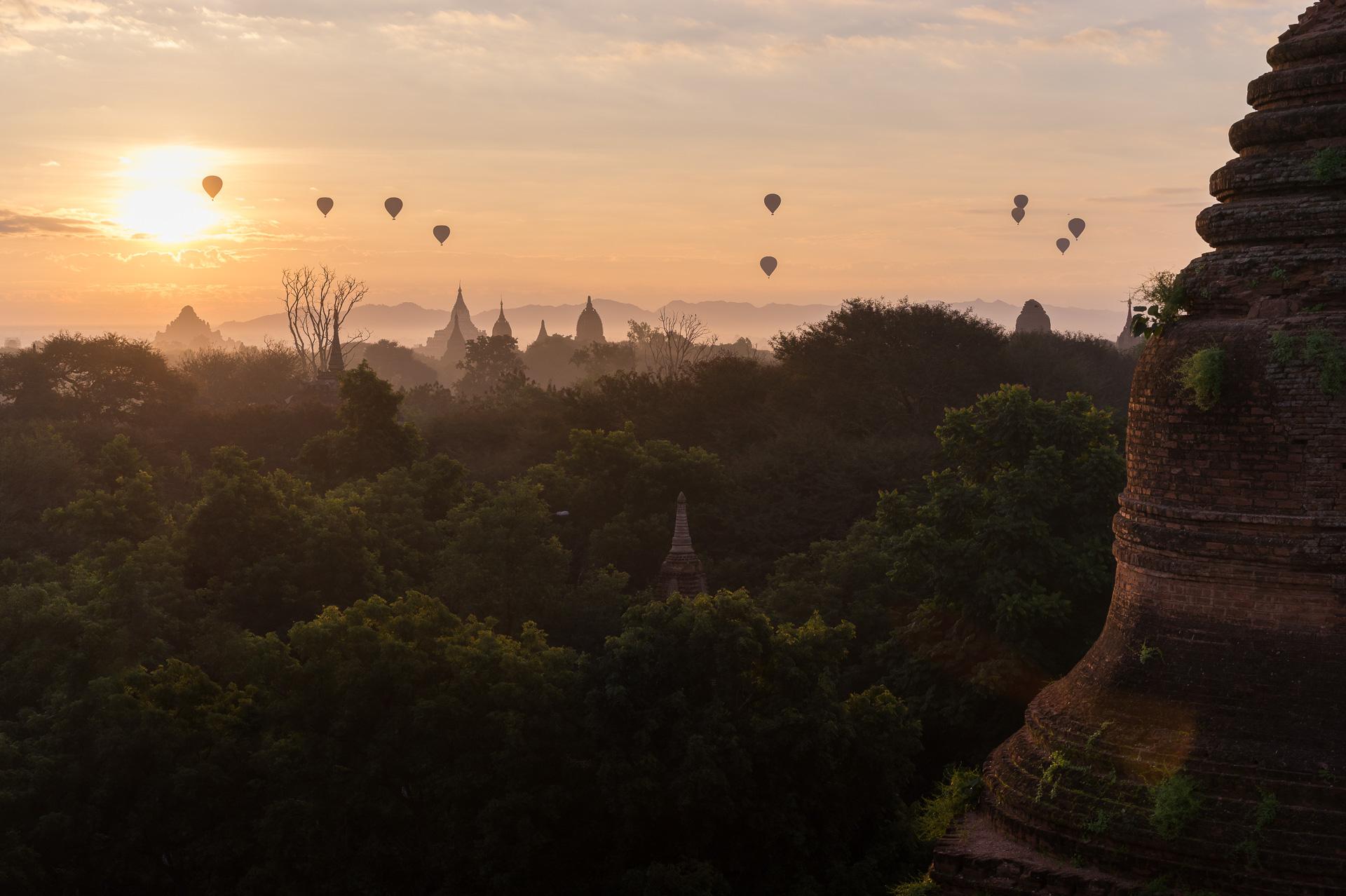 Kyan Ma Ba Pagoda, Myanmar