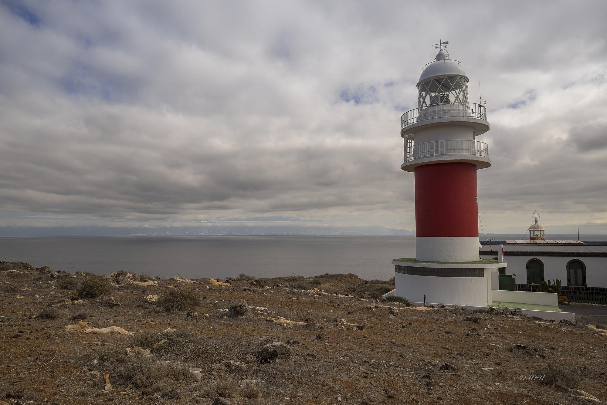 Lighthouse San Christobal, La Gomera, Spain