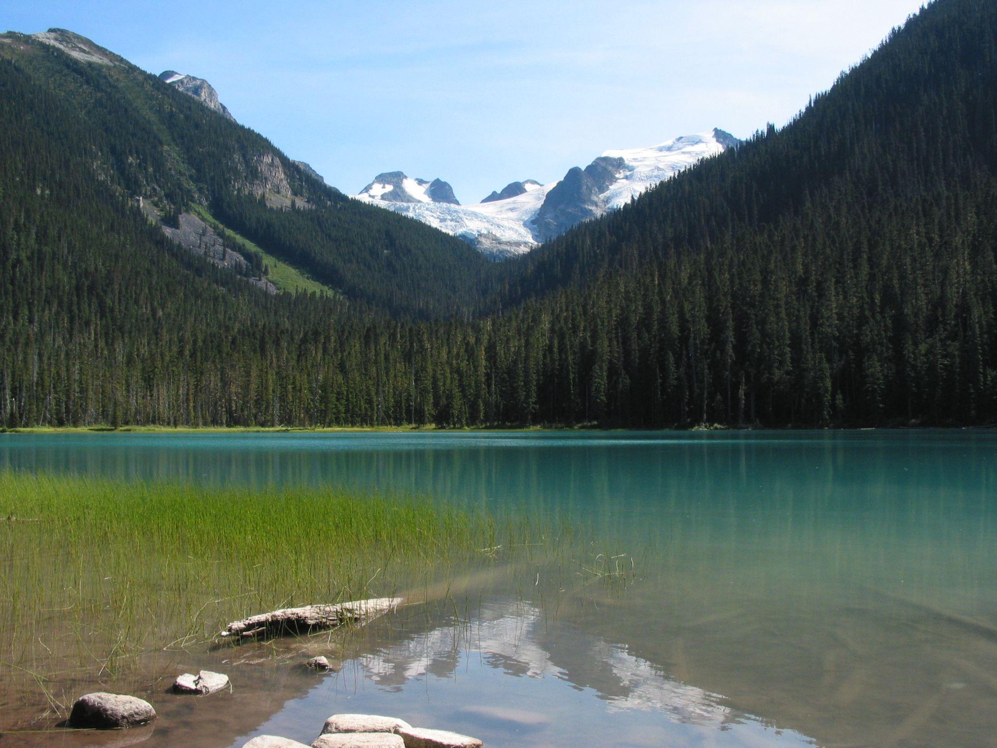 Lower Joffre Lake, Canada