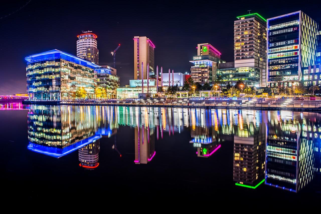 Media City - Salford, United Kingdom