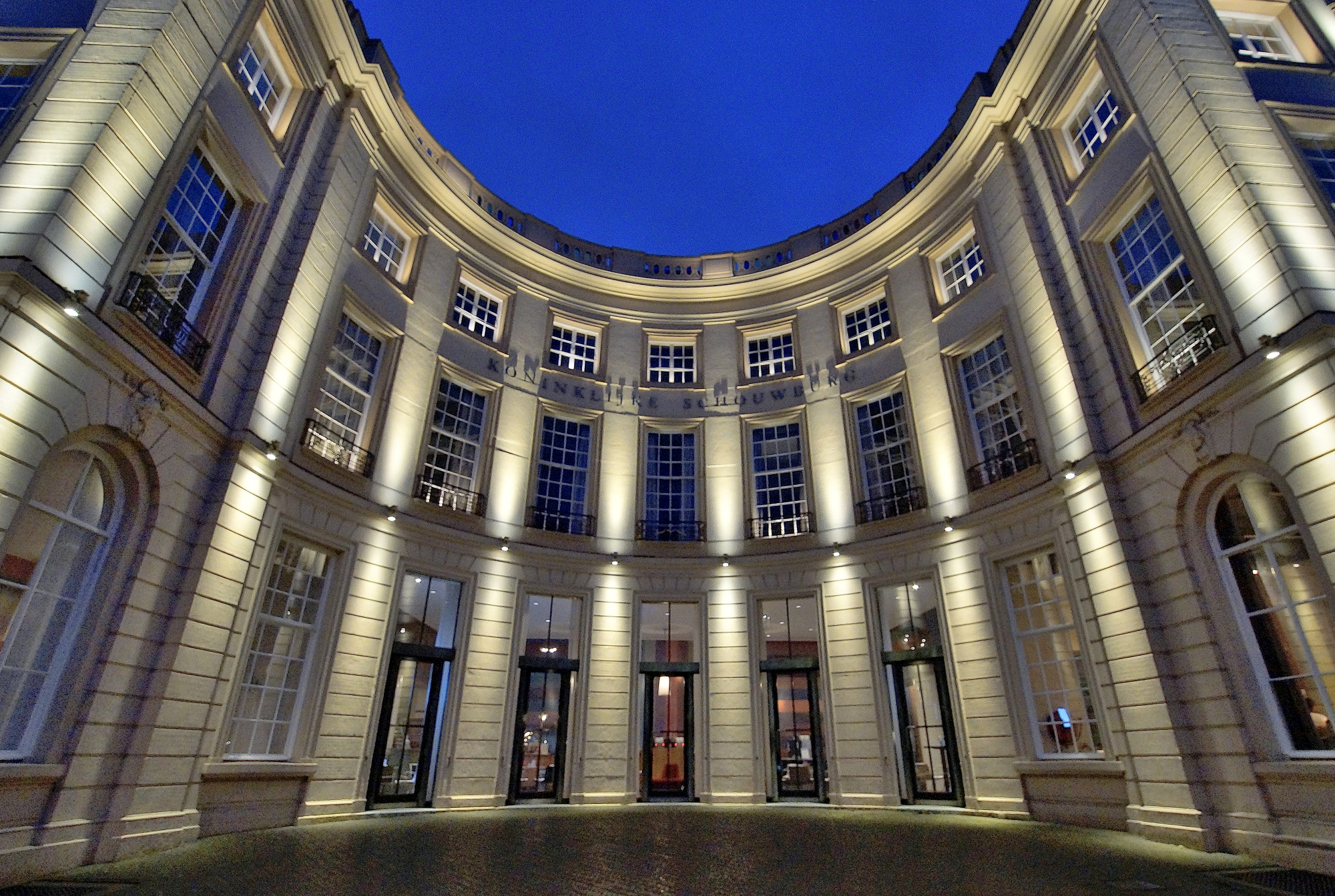National Theatre (Royal Theatre), The Hague, Netherlands
