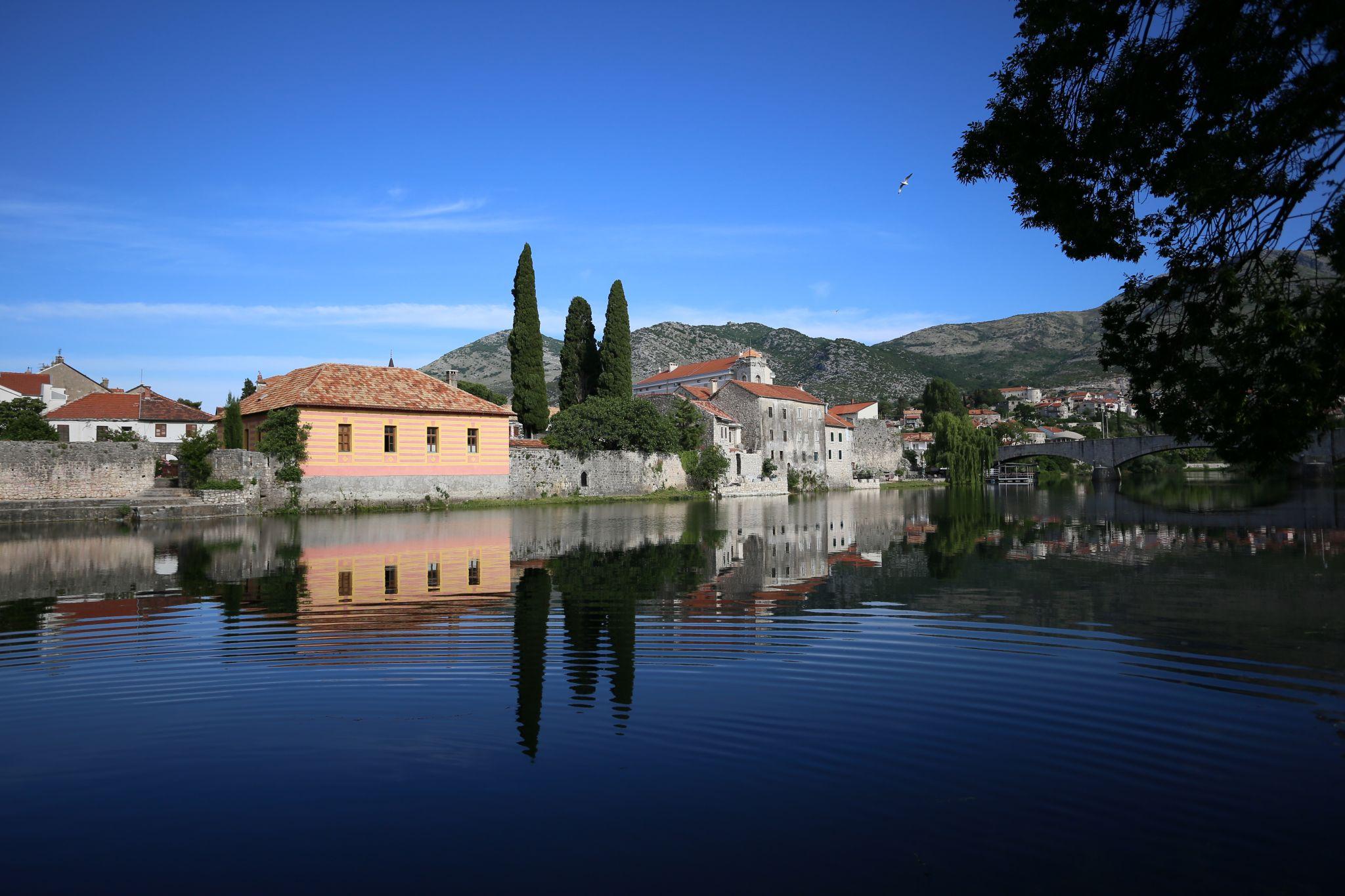 Old city of Trebinje, Bosnia and Herzegovina