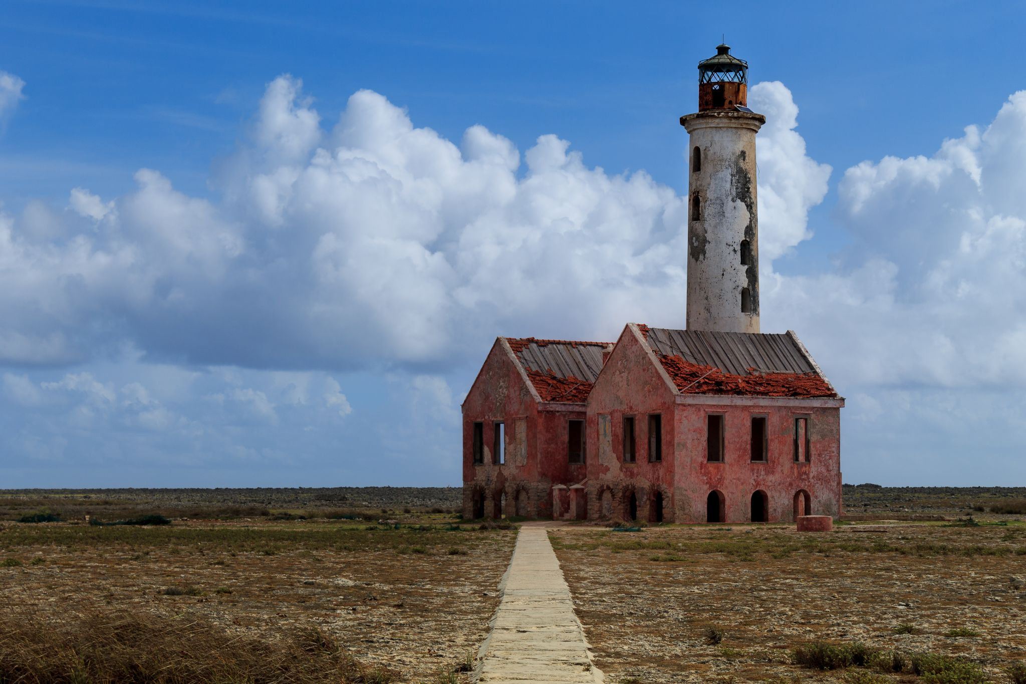 Old Lighthouse, Curaçao