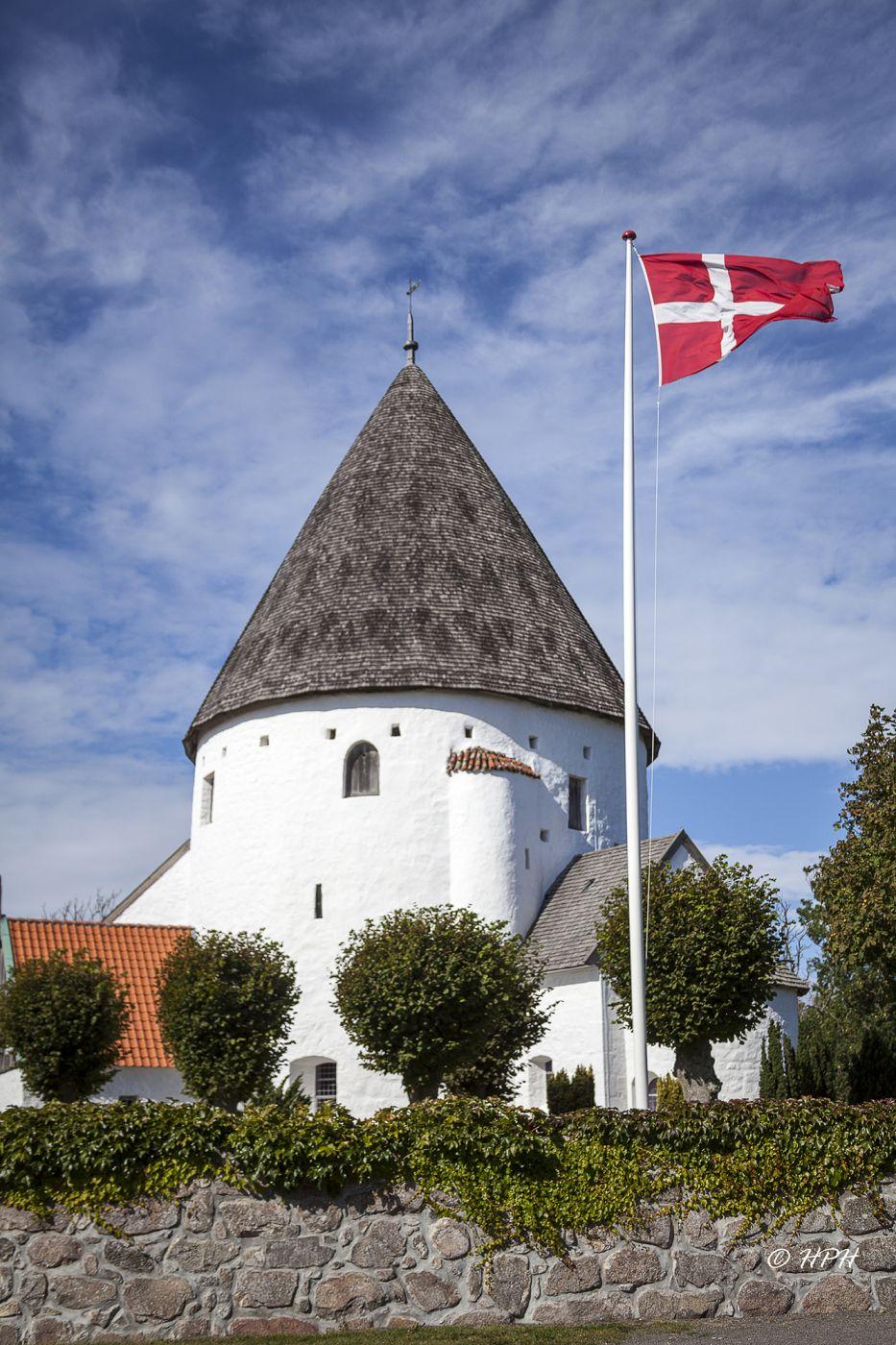 Olsker Church, Denmark