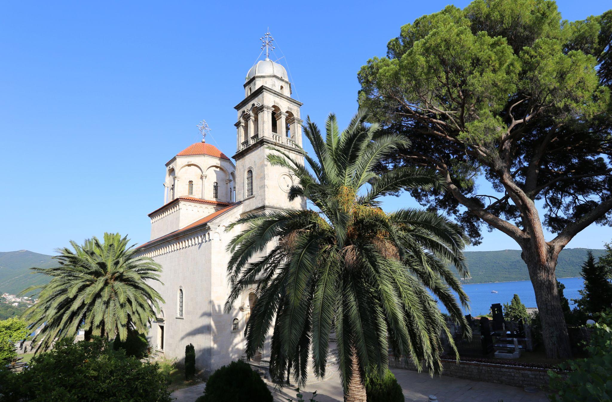 Orthodox Monastery Savina, Montenegro