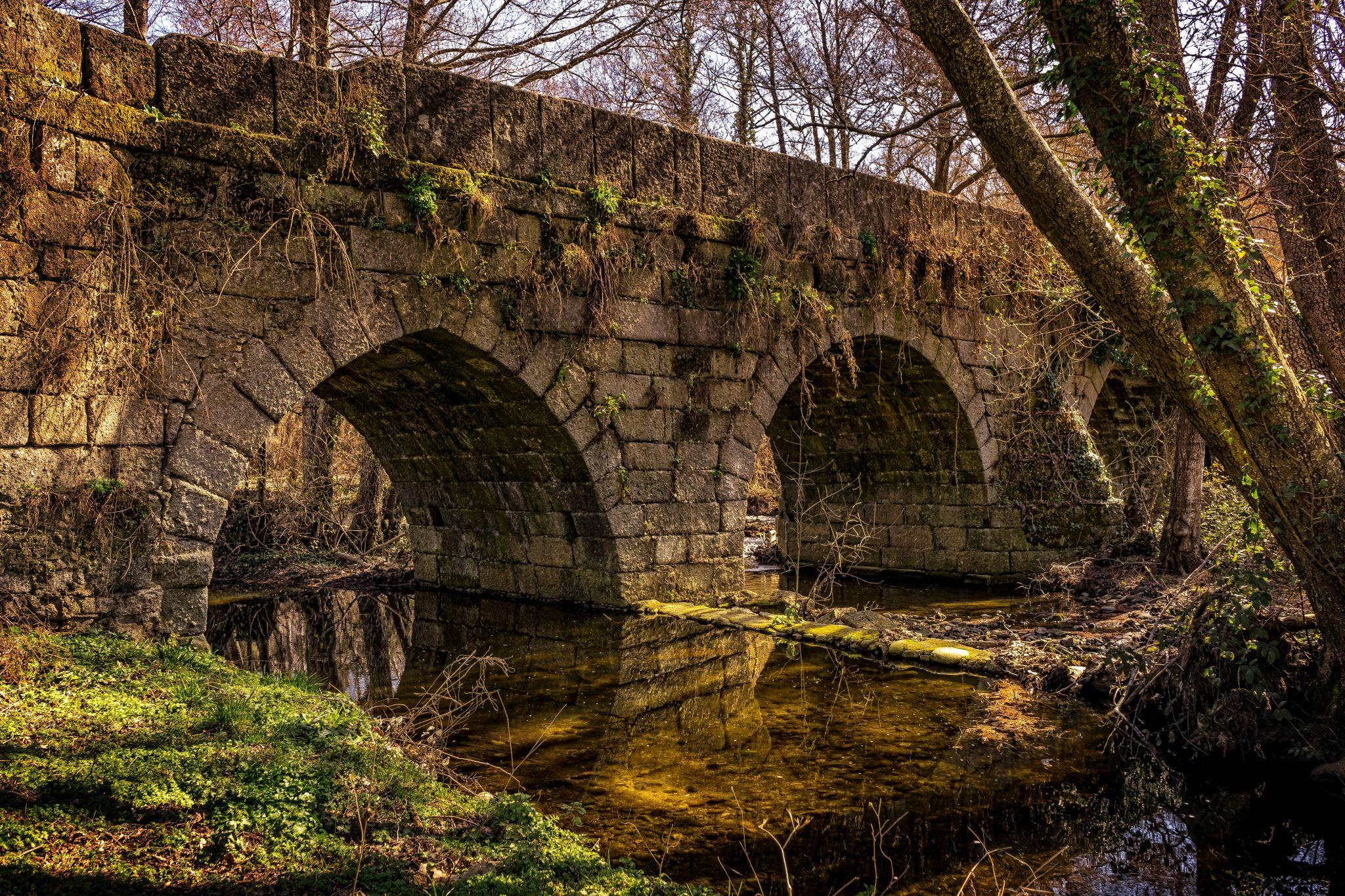 Puente de la Magdalena, Spain