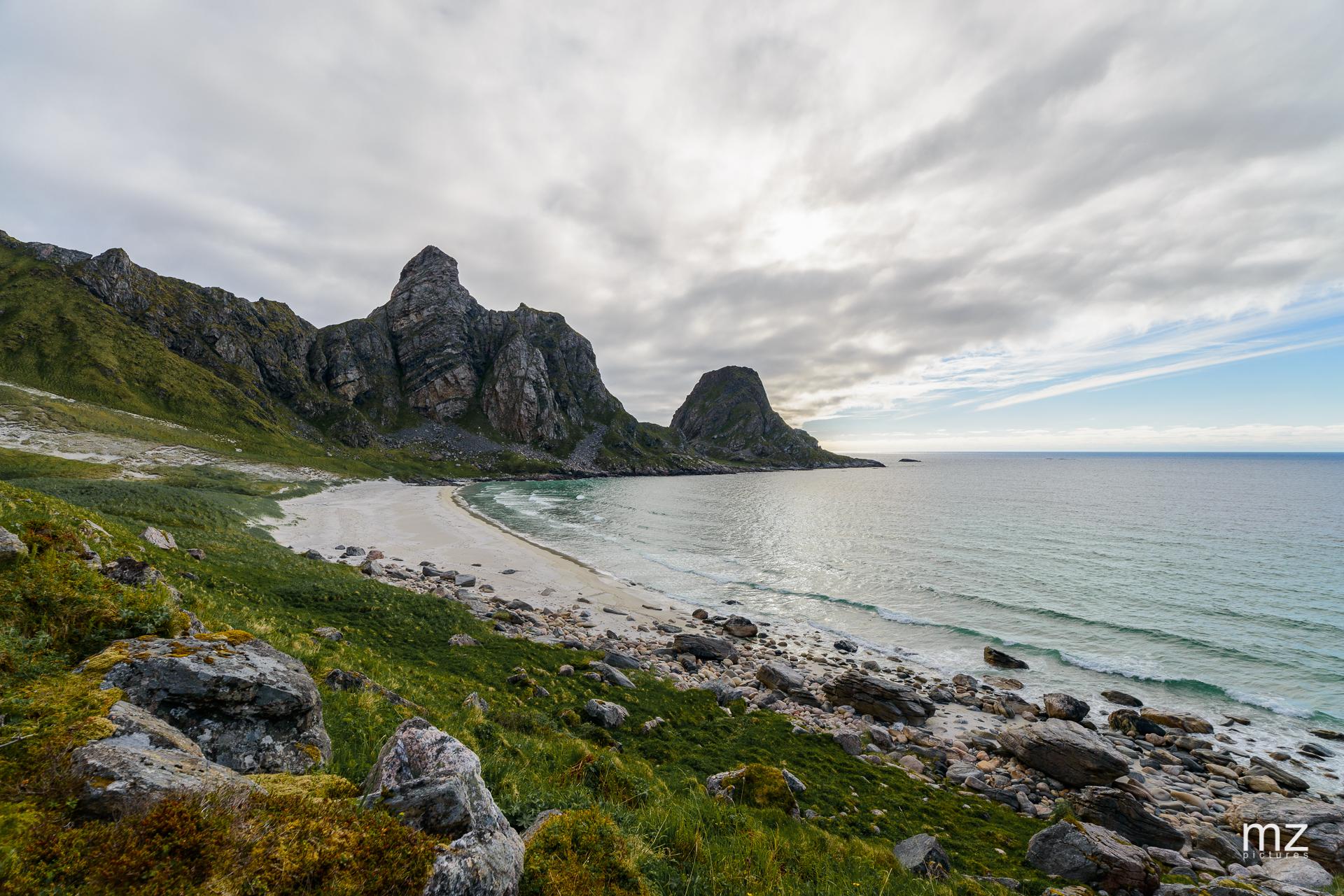 Rekvika Beach, Norway