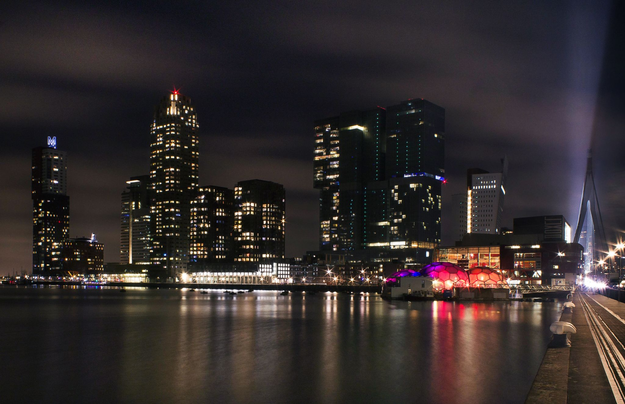 Rijnhaven - Rotterdam, Netherlands