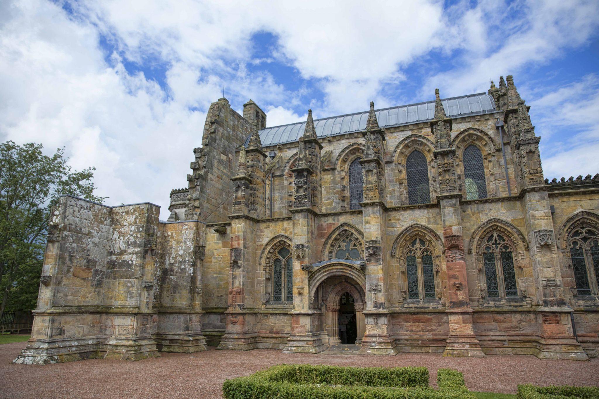 Rosslyn Chapel, United Kingdom