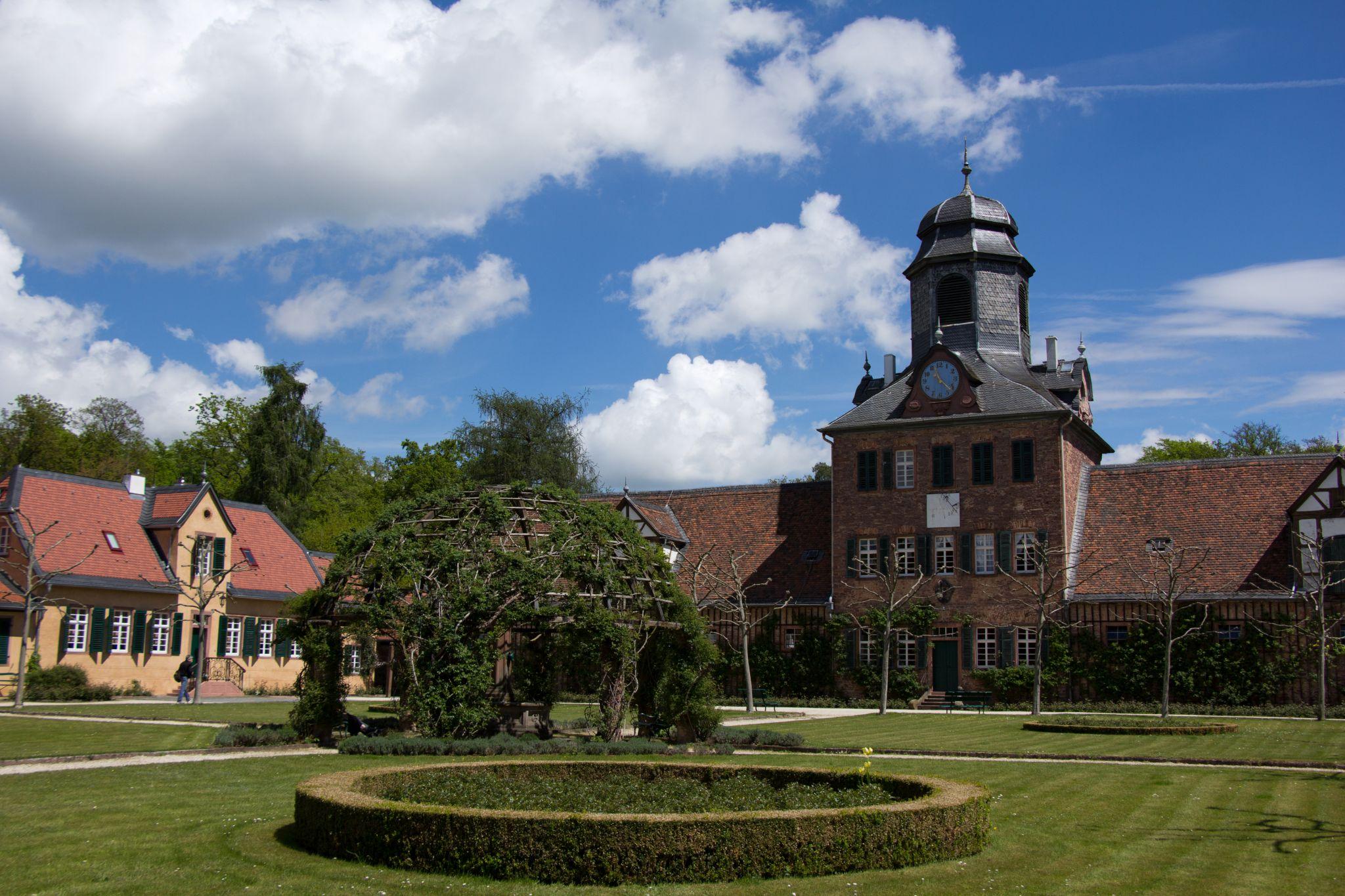Schloss Wolfsgarten, Germany