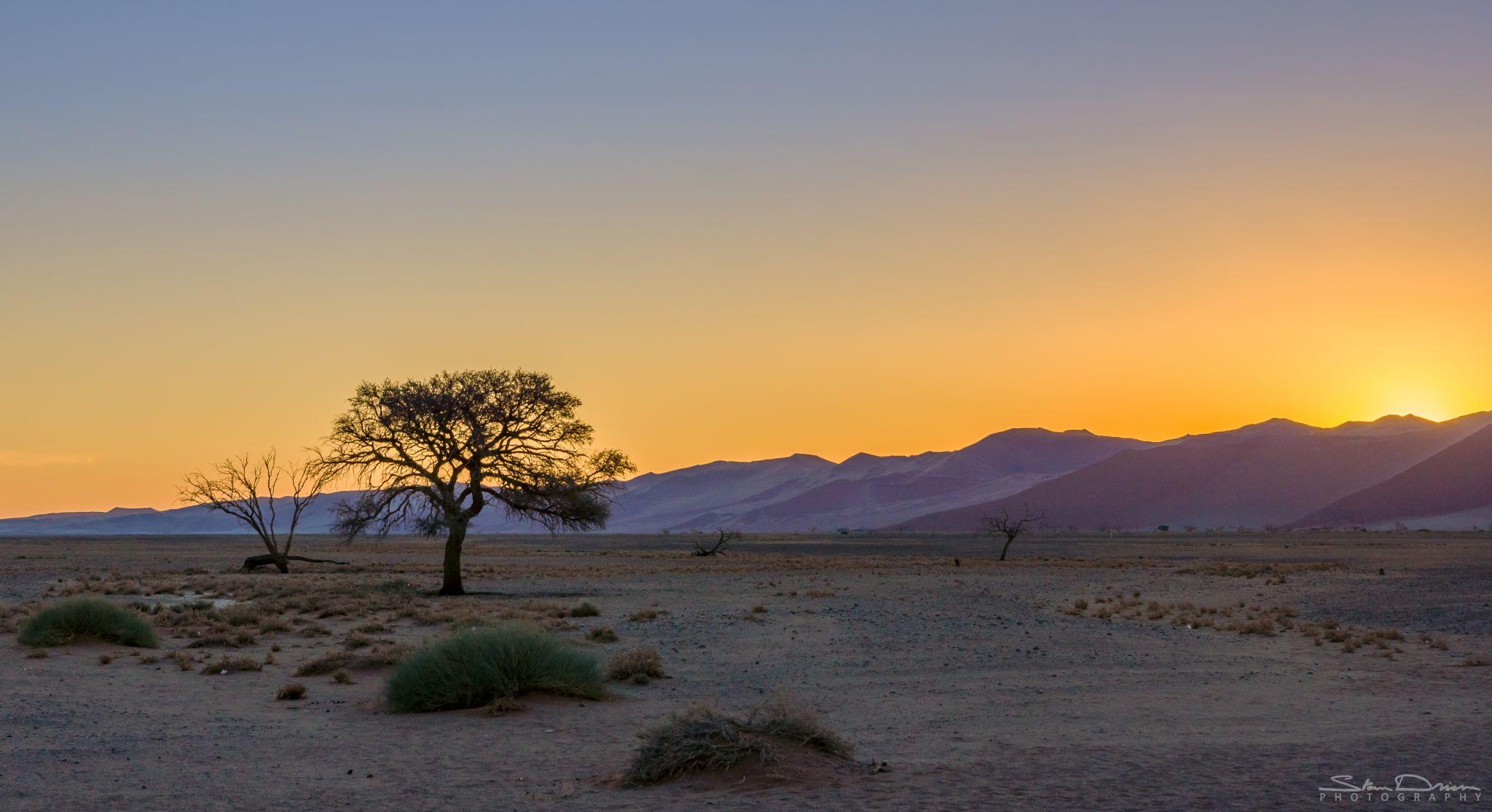 Sossusvlei Sunset, Namibia