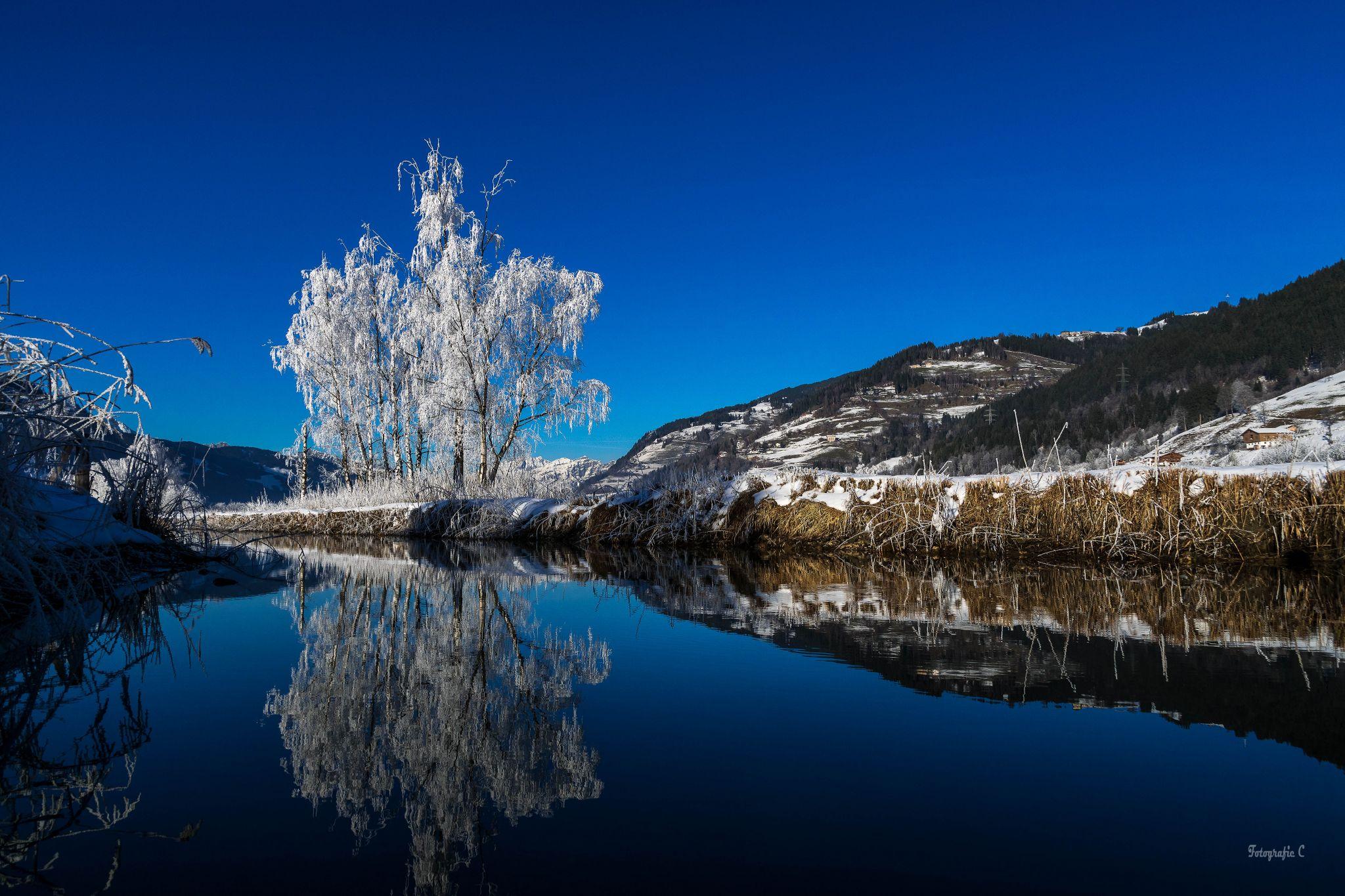 South of Lake of Zell, Austria, Austria
