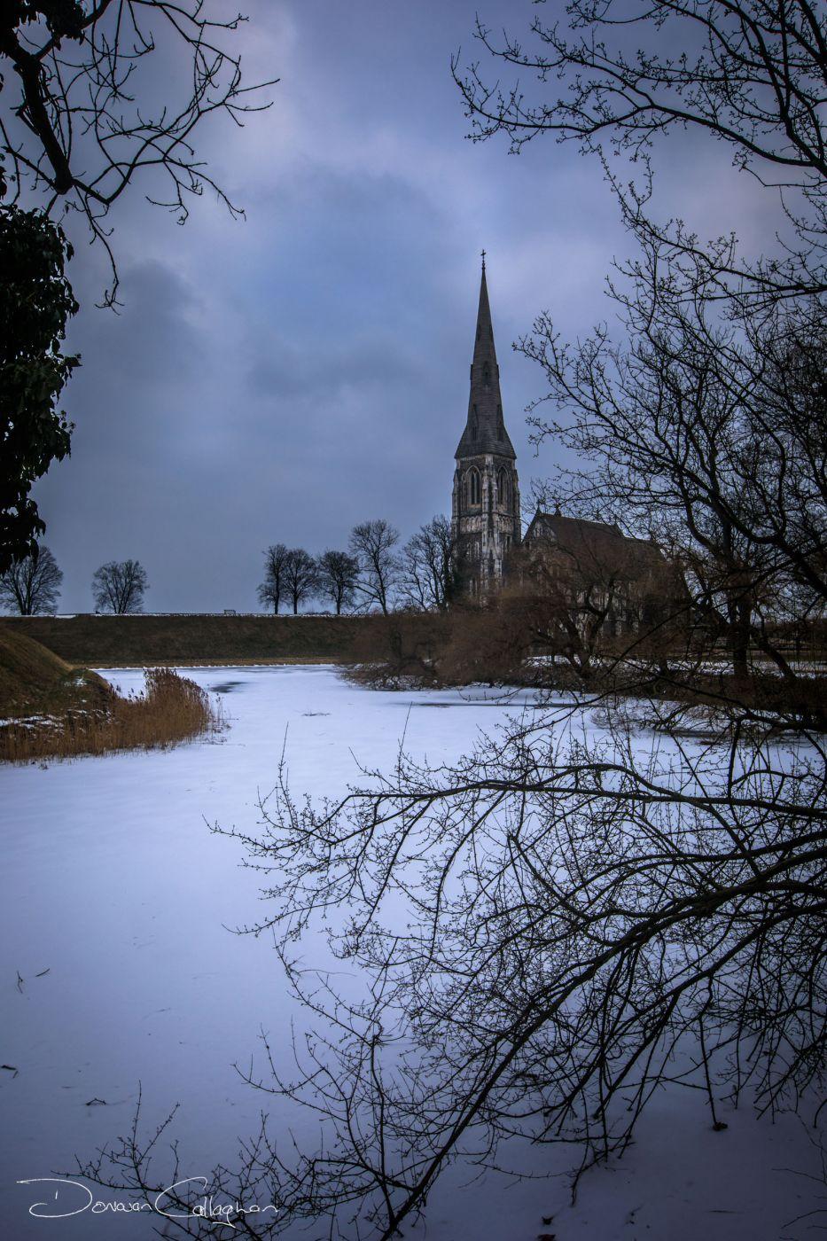 St Alban's Church, Denmark