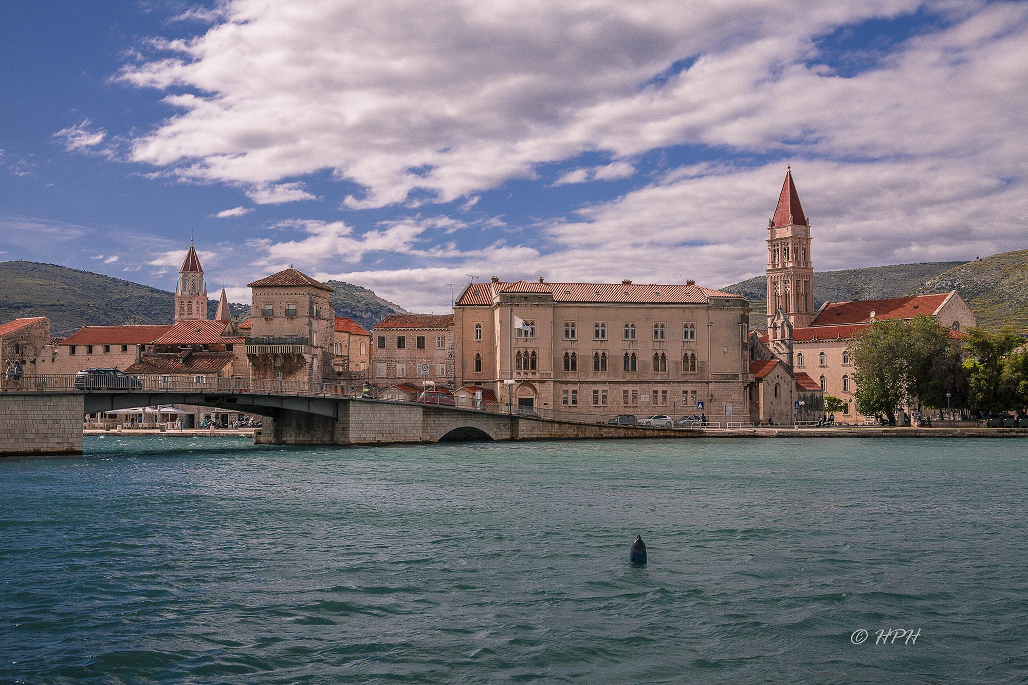Trogir Panorama, Croatia