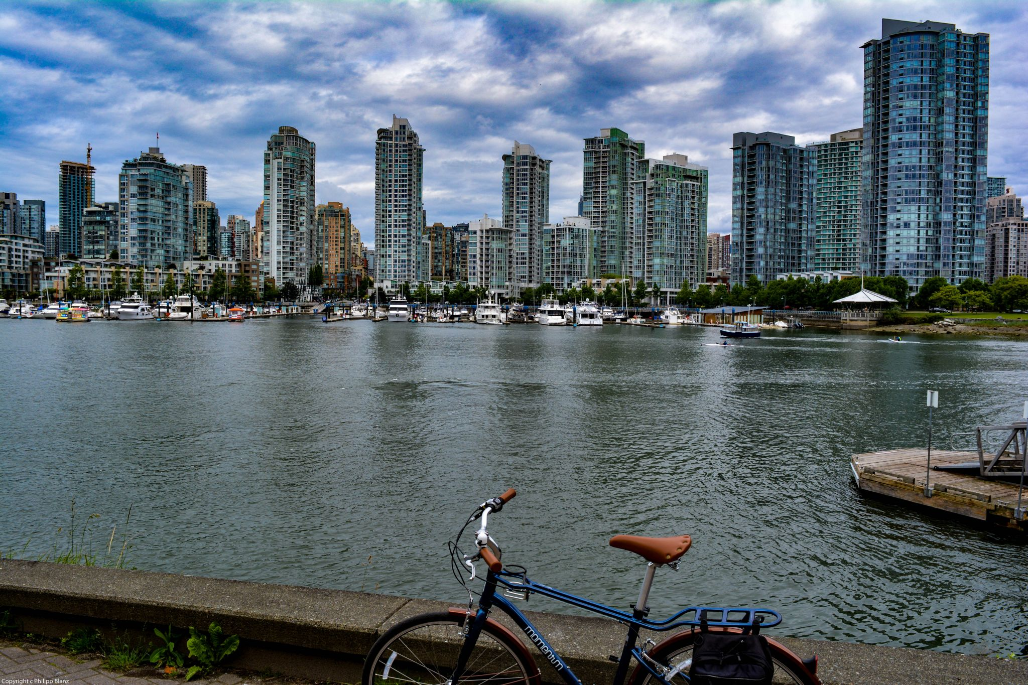 Vancouver Harbour, Canada